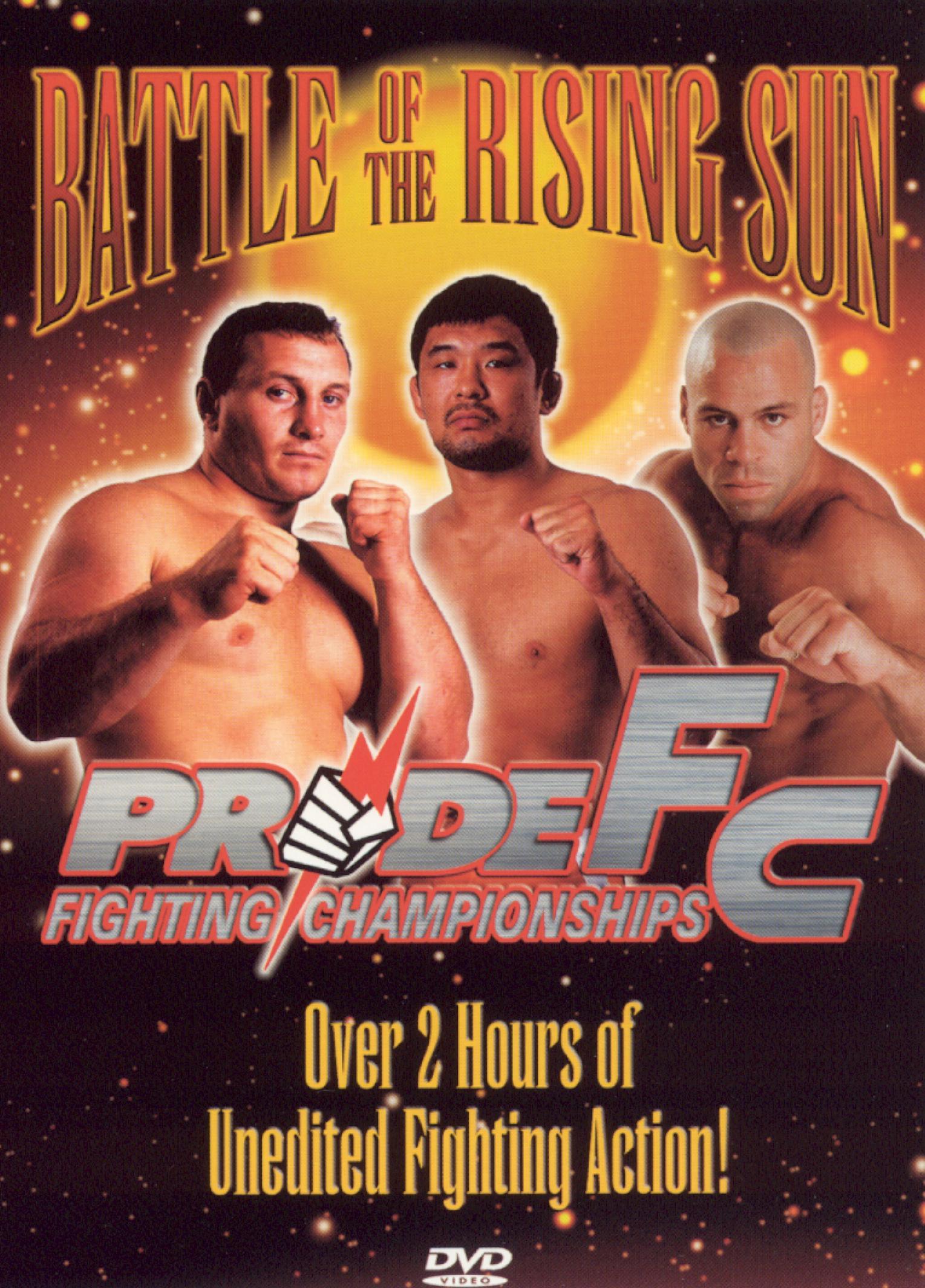 Pride Fighting Championships: Pride 11