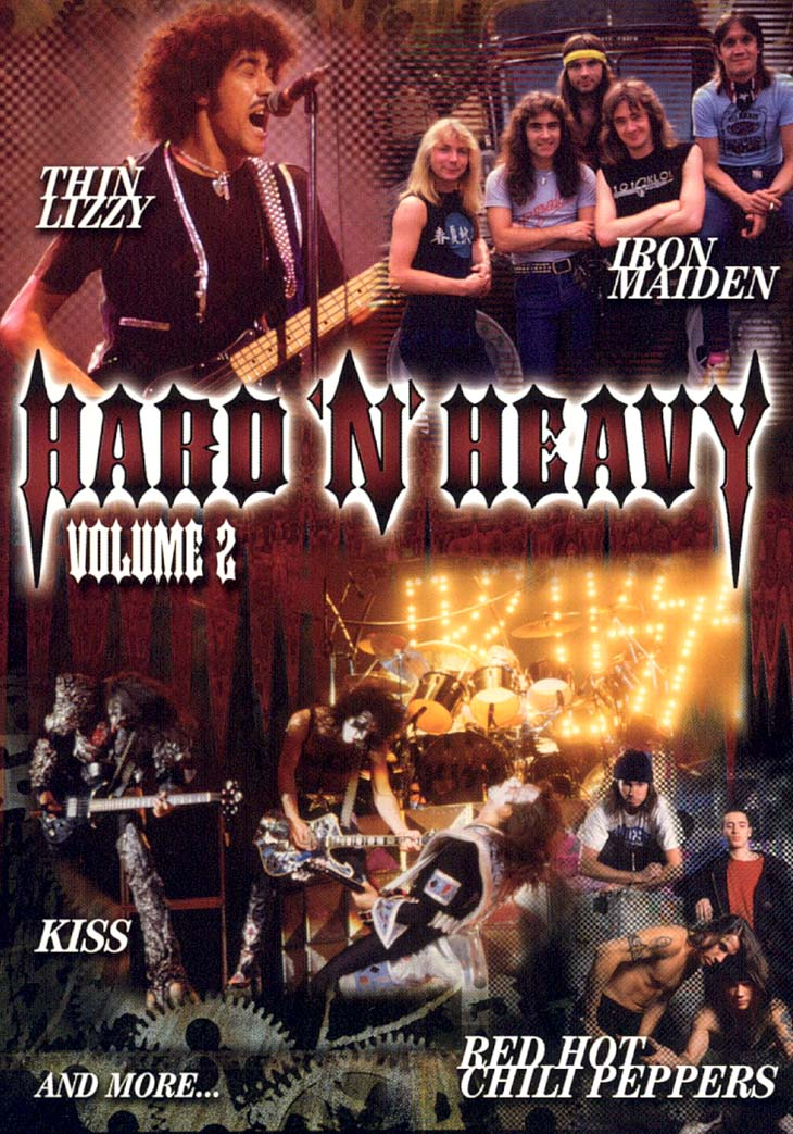 Hard 'N' Heavy, Vol. 2