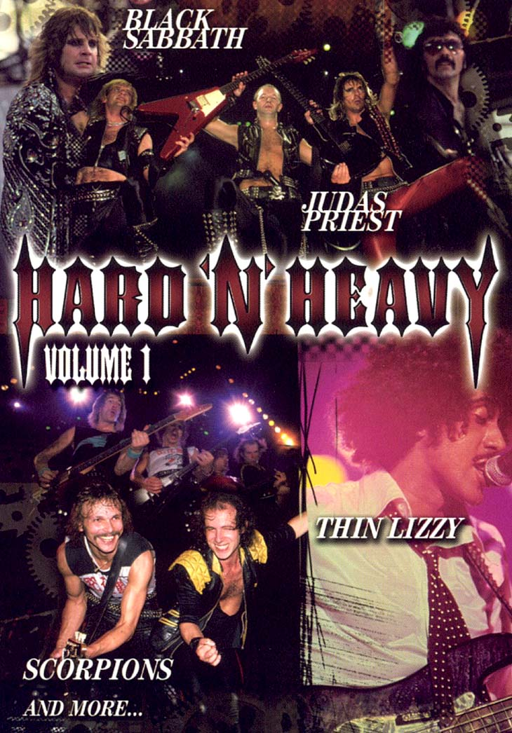 Hard 'N' Heavy, Vol. 1