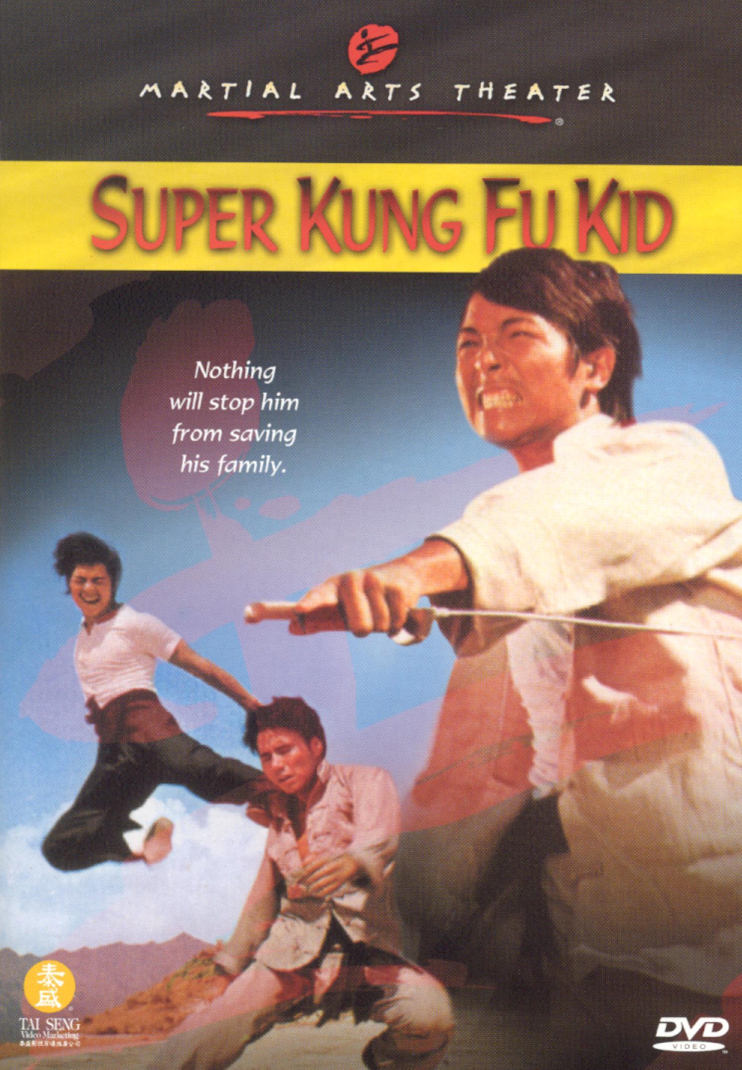 Super Kung Fu Kid