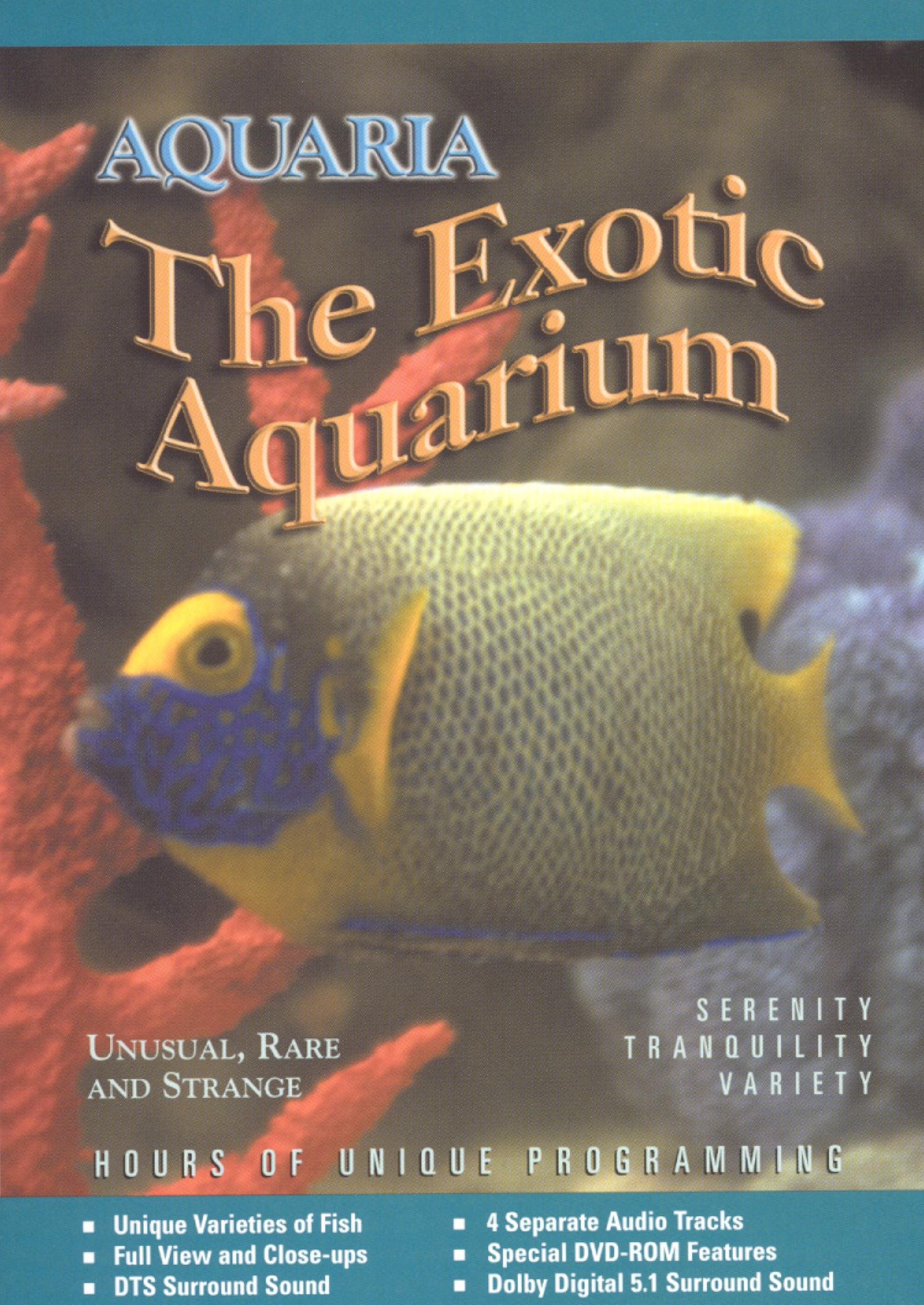 Aquaria: The Exotic Aquarium (1999)