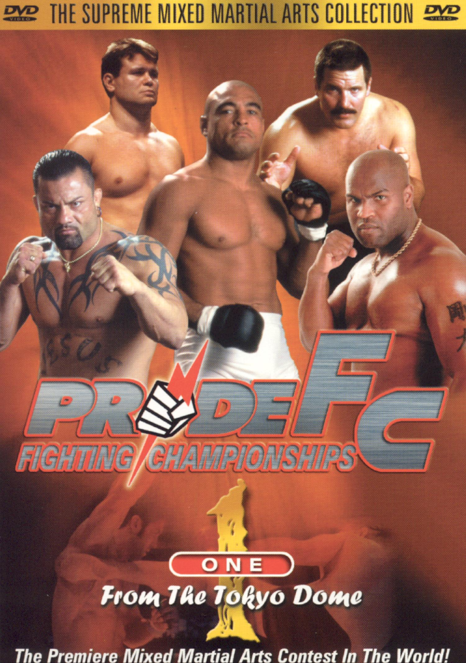 Pride Fighting Championships: Pride 1