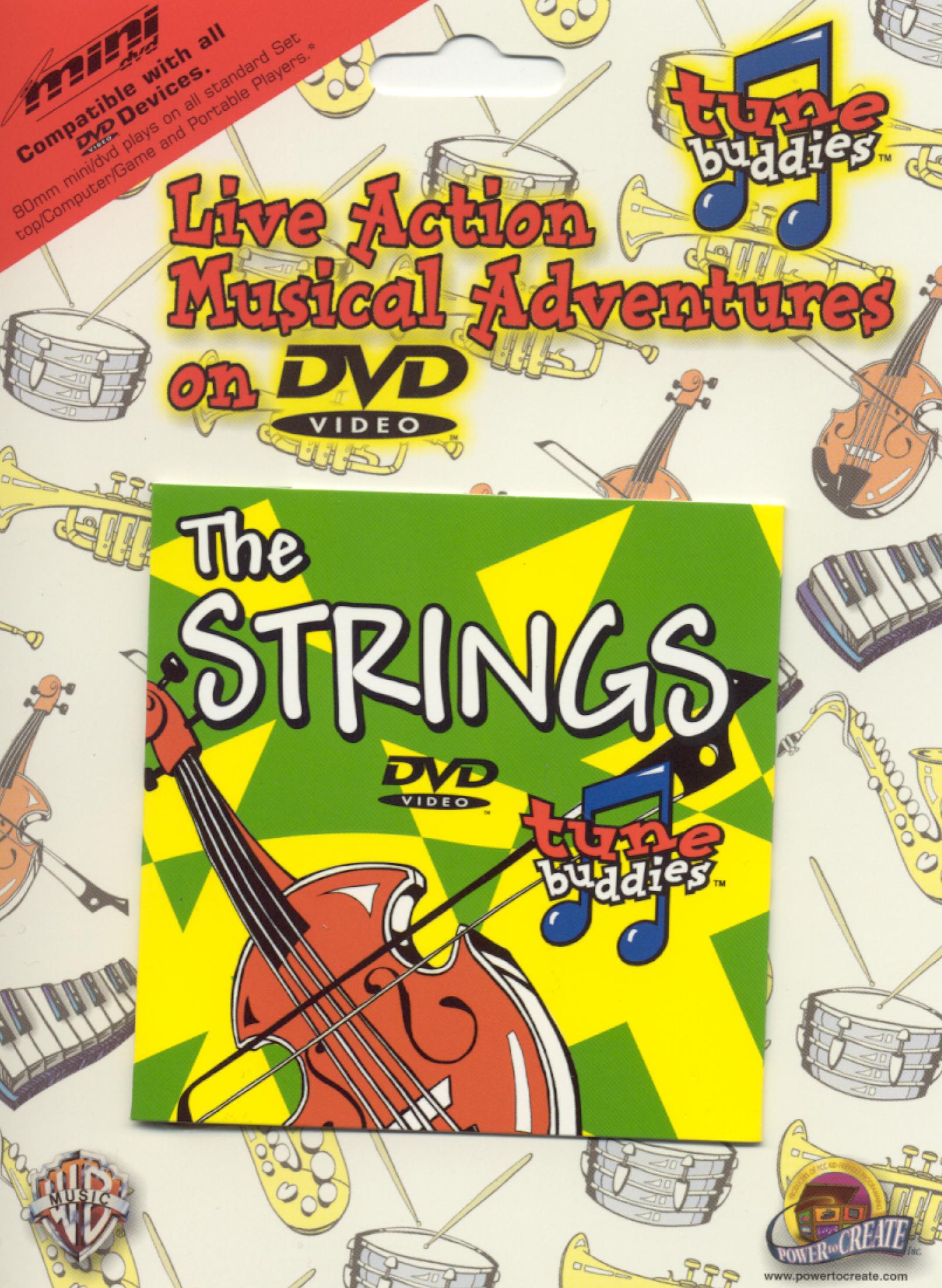 Tune Buddies: The Strings (2001)