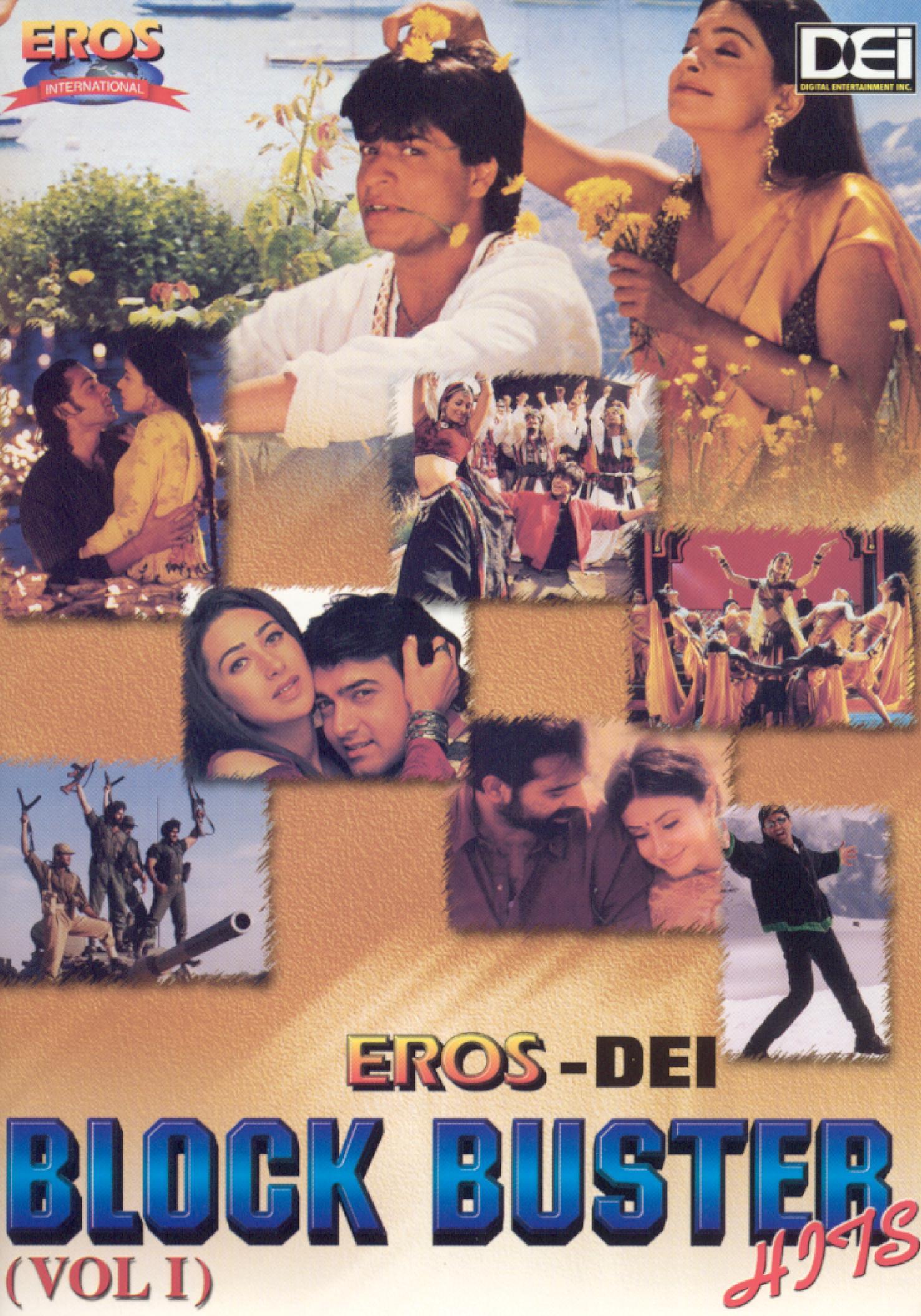 Eros-Dei Blockbuster Hits, Vol. 1