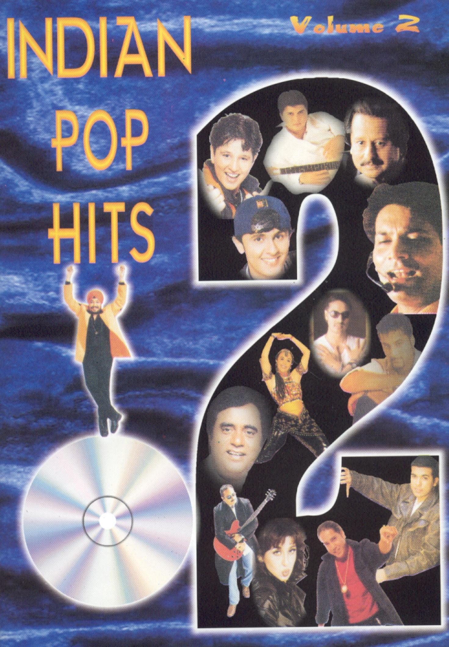 Indian Pop Hits, Vol. 2