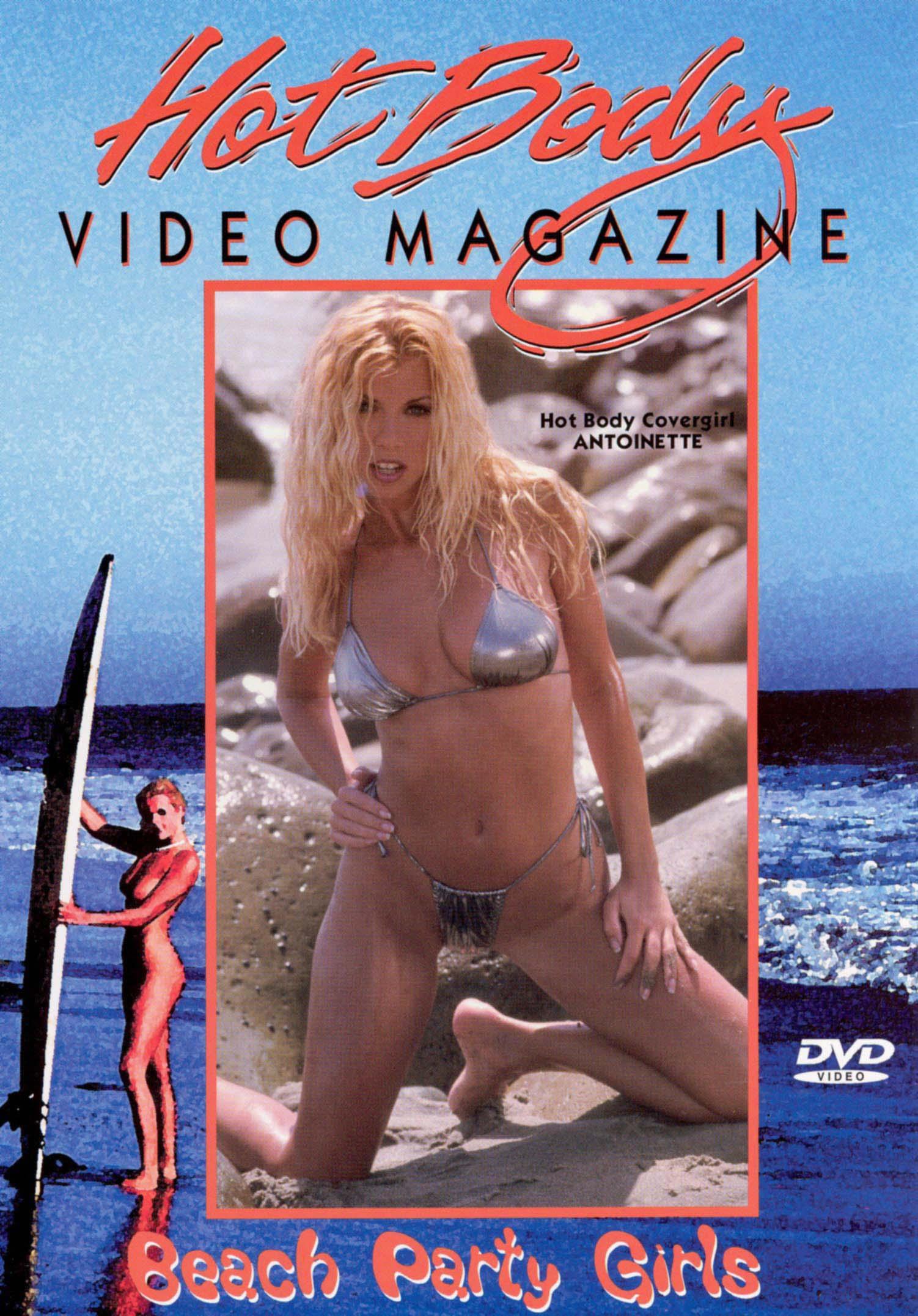 Hot Body Video Magazine: Beach Party Girls