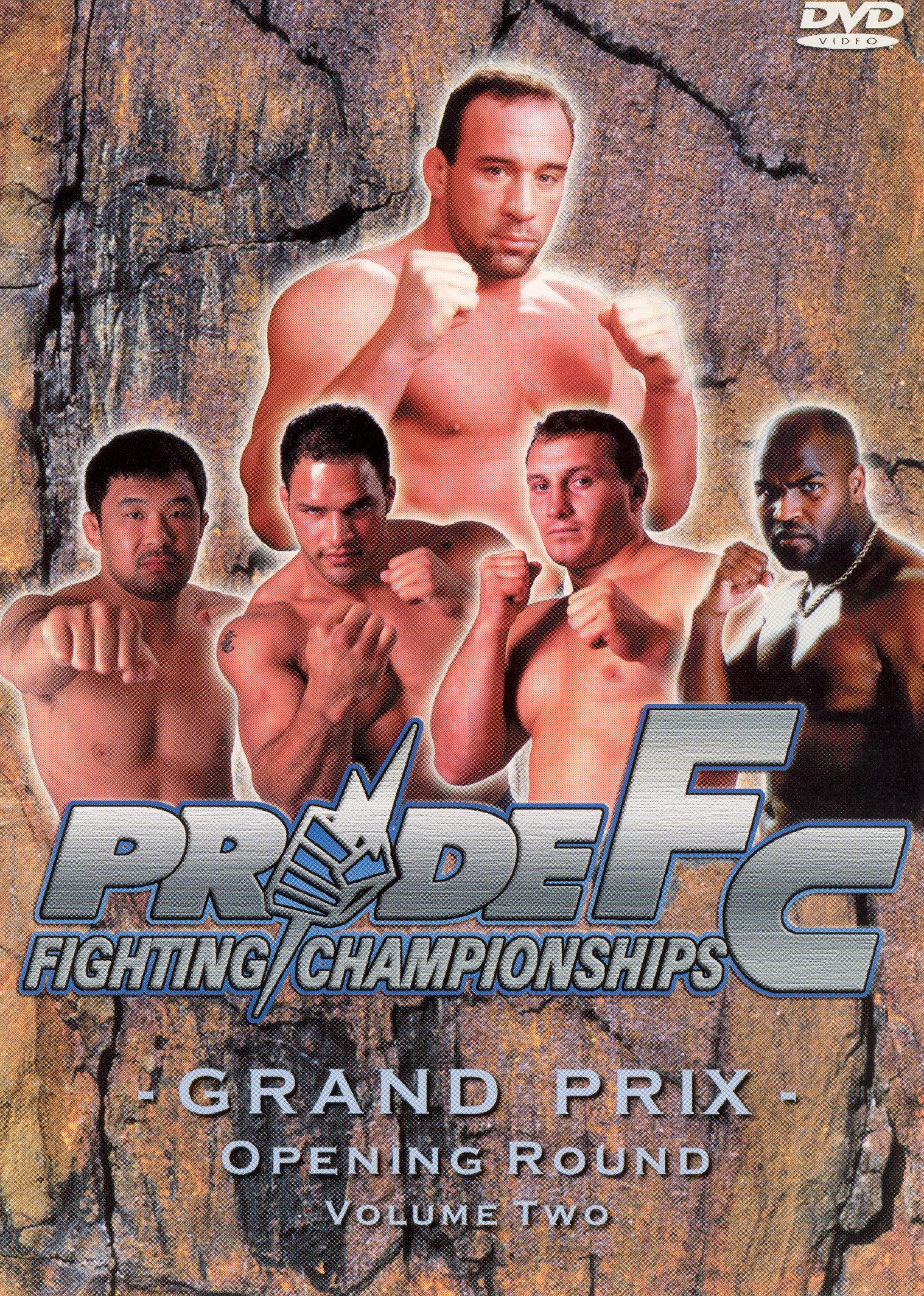 Pride Fighting Championships: Grand Prix - Opening Round, Vol. 2