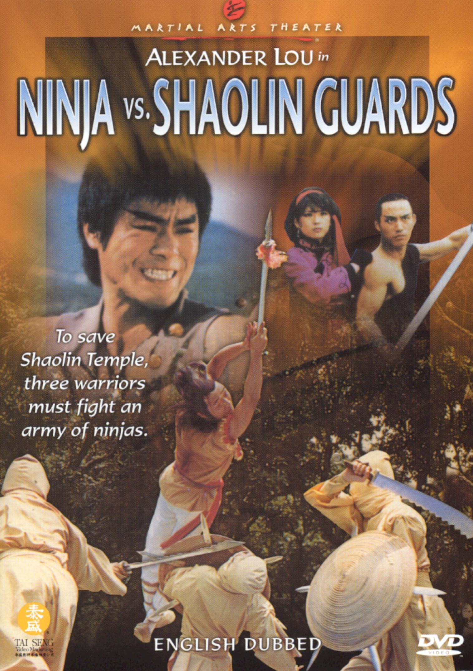 Ninja vs. Shaolin Guards