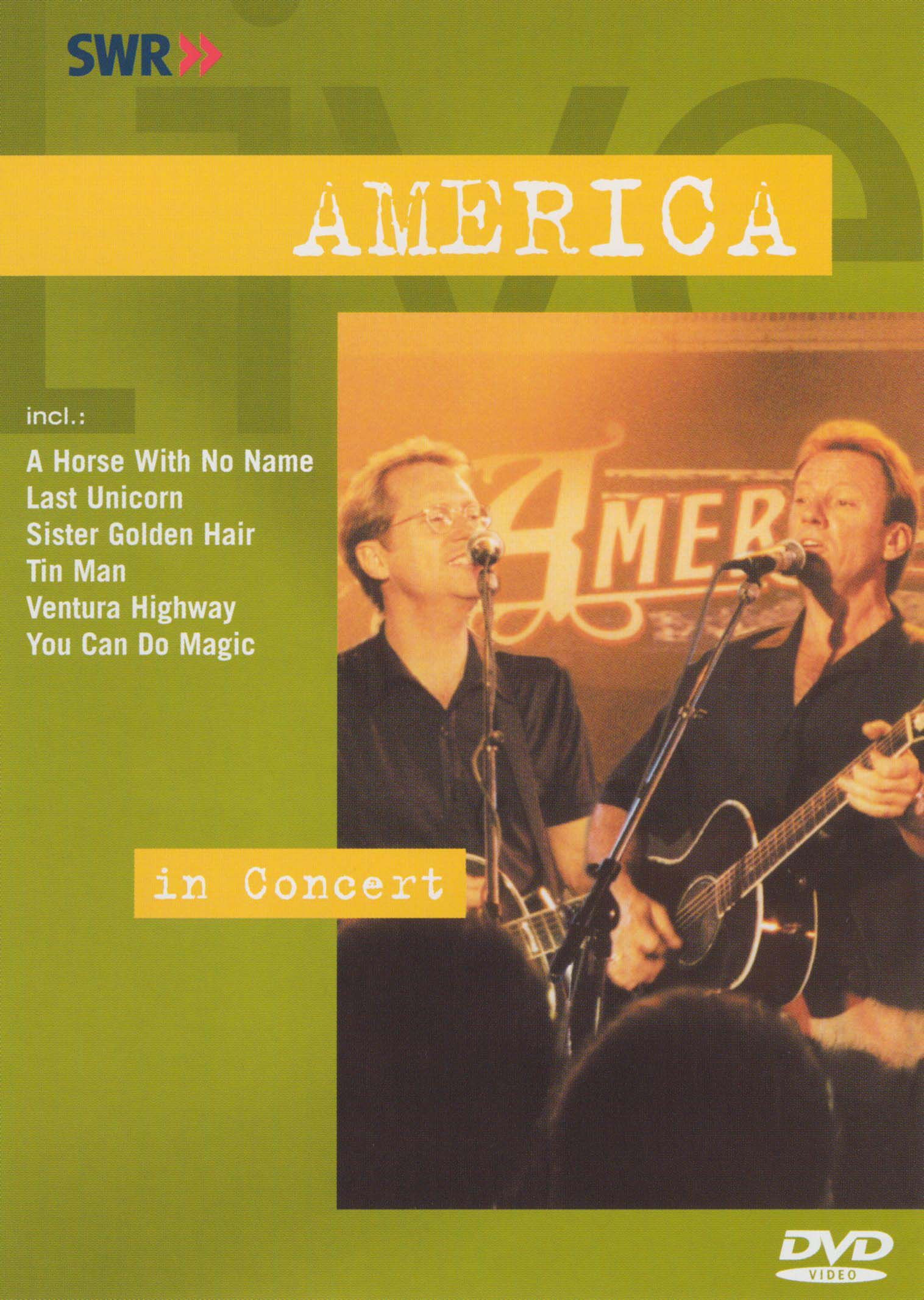 Ohne Filter - Musik Pur: America in Concert