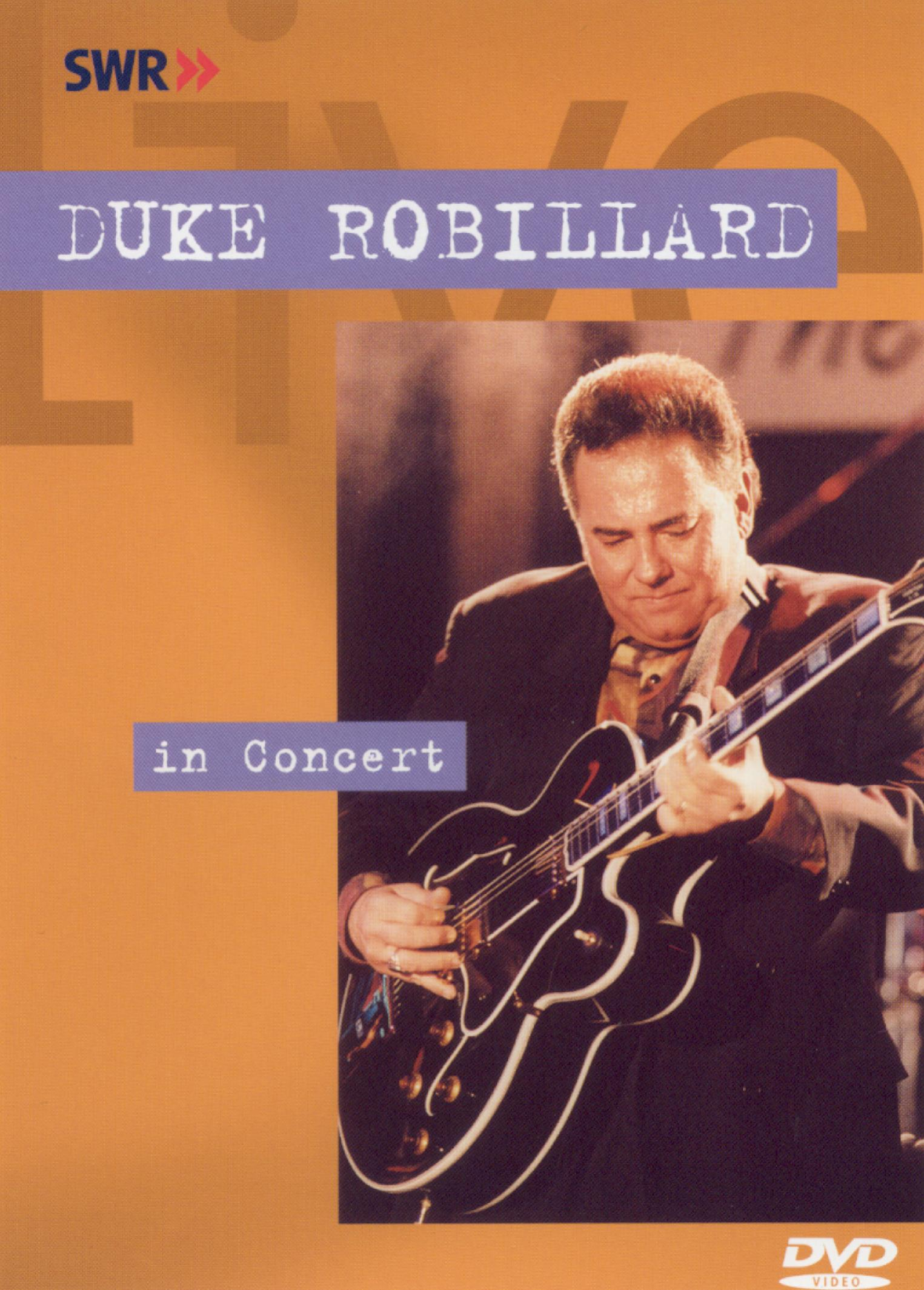 Ohne Filter - Musik Pur: Duke Robillard in Concert