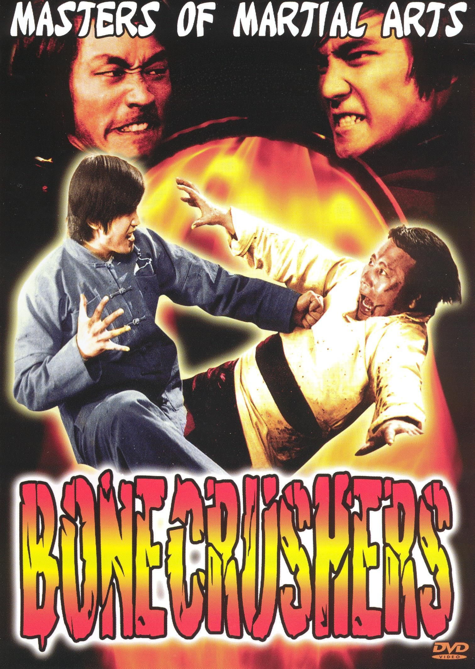 Masters of Martial Arts: Bone Crushers