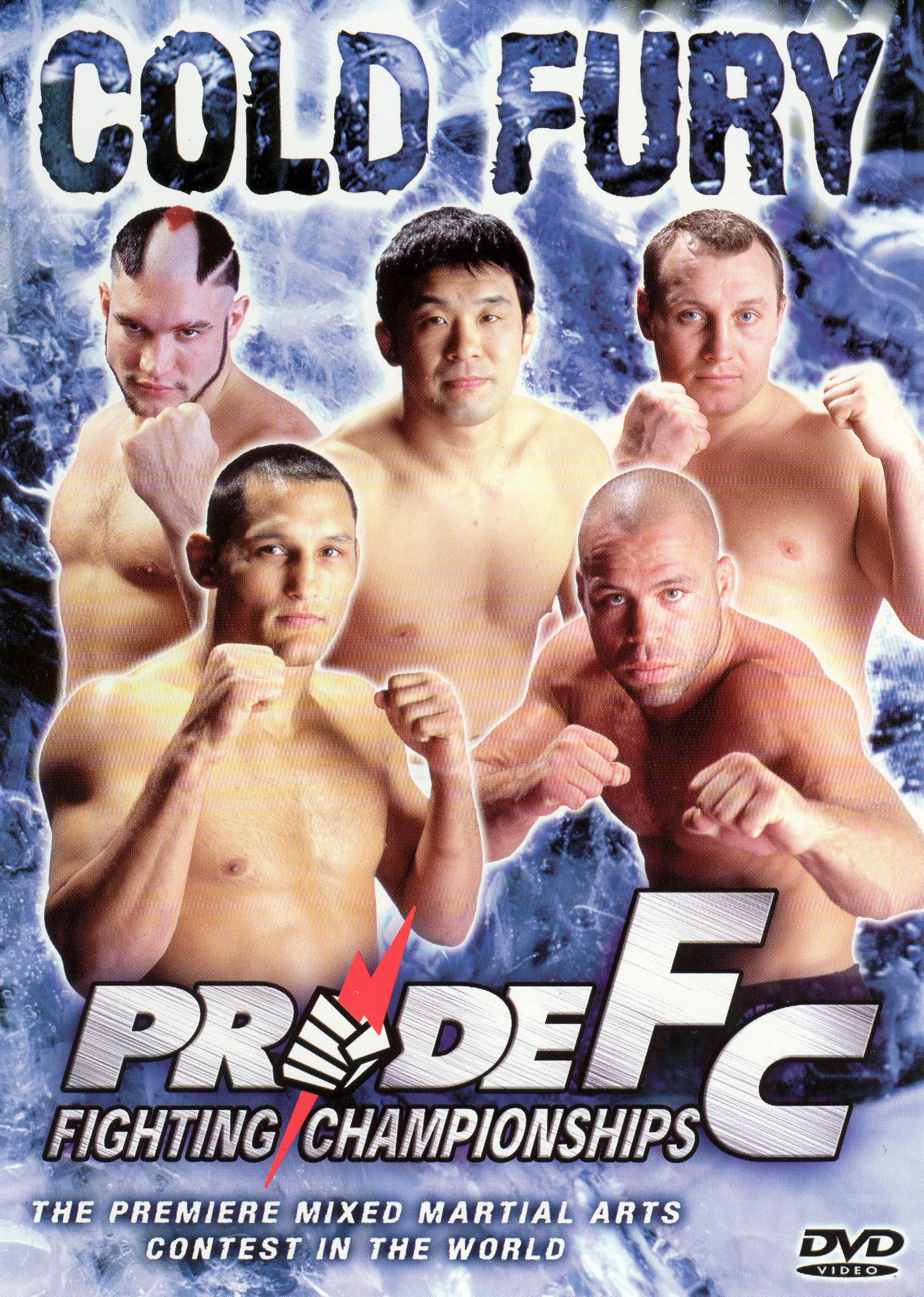 Pride Fighting Championships: Pride 12 - Cold Fury
