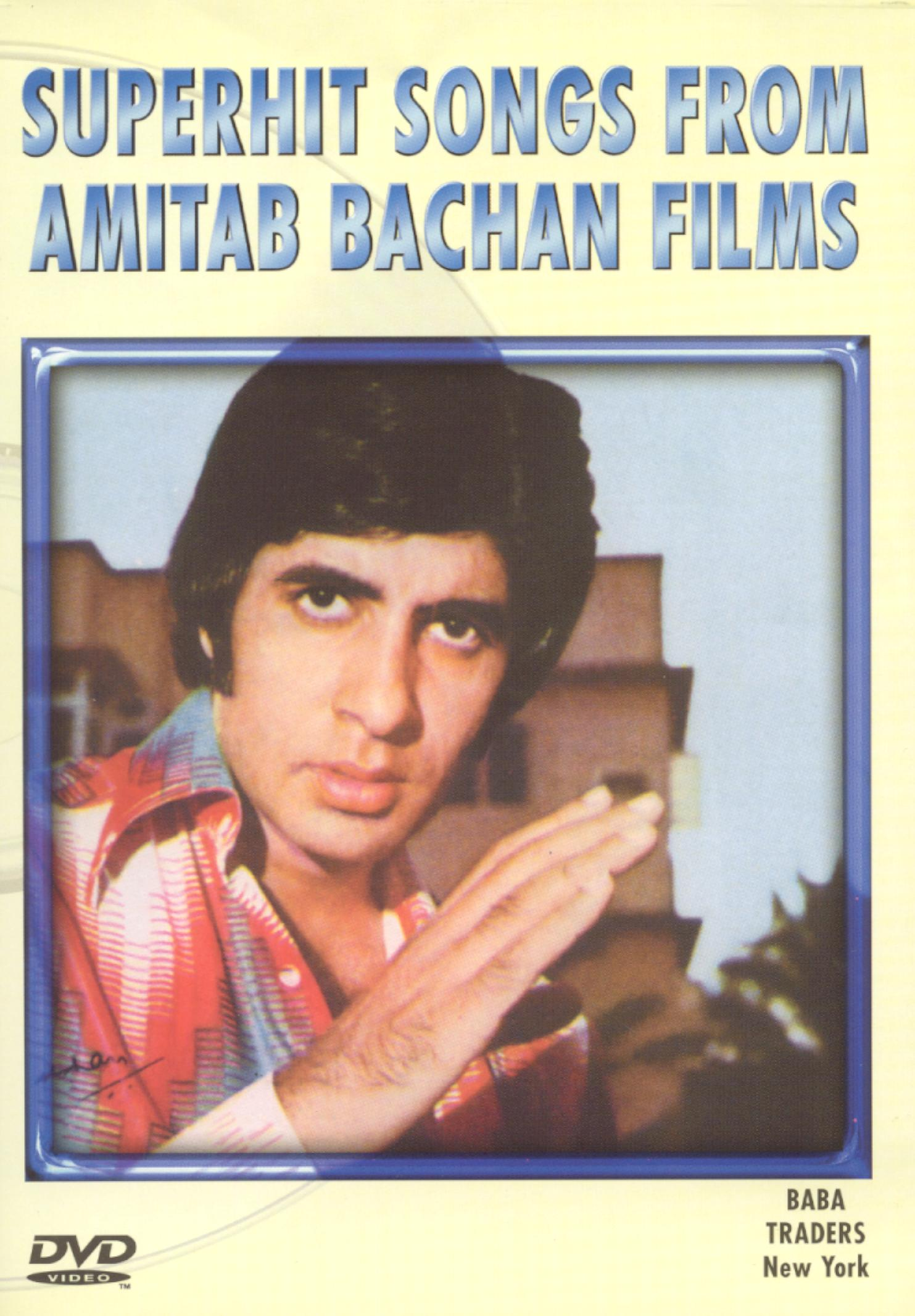 Superhit Songs From Amitab Bachan Films