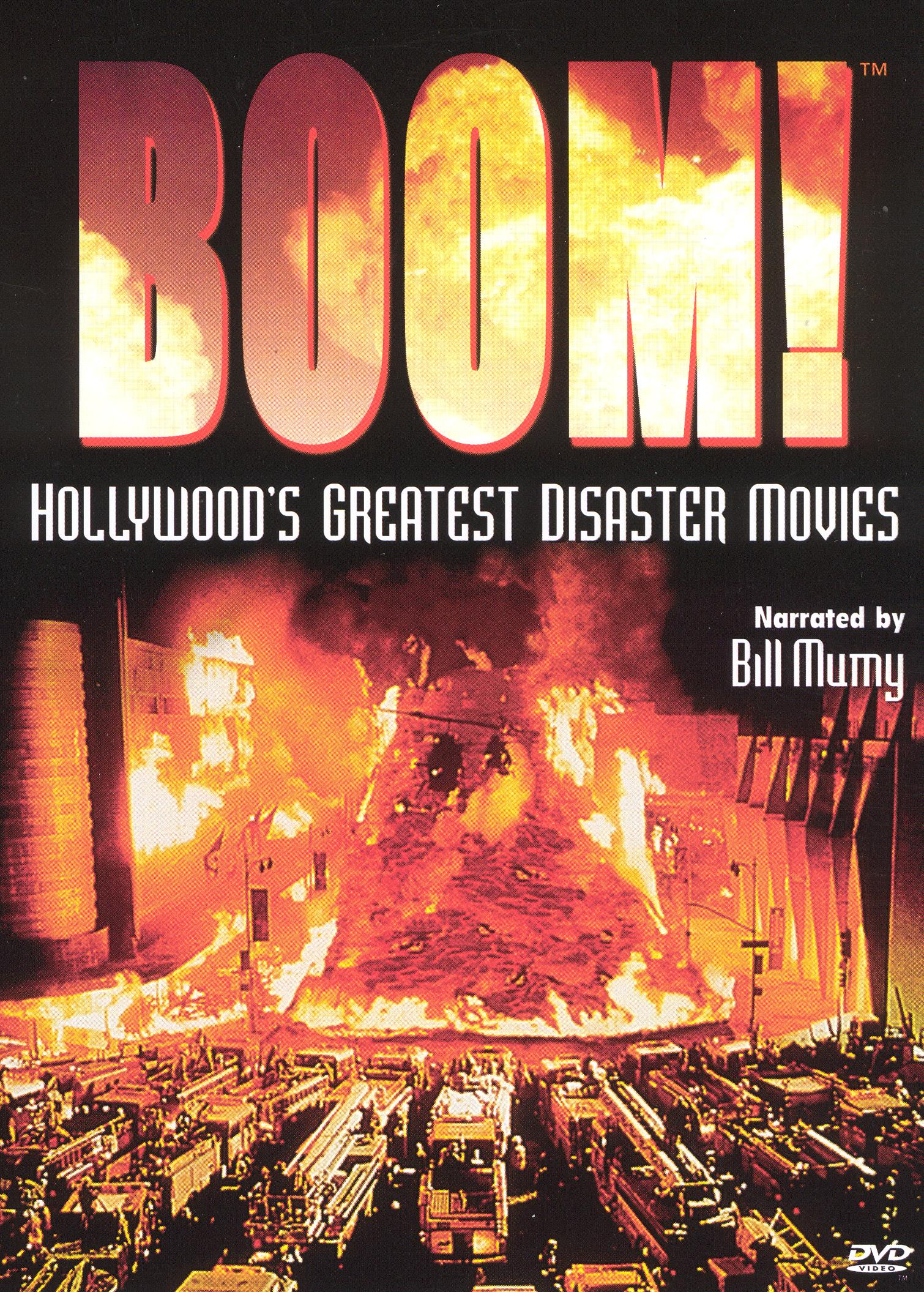 Boom! Hollywood's Greatest Disaster Movies