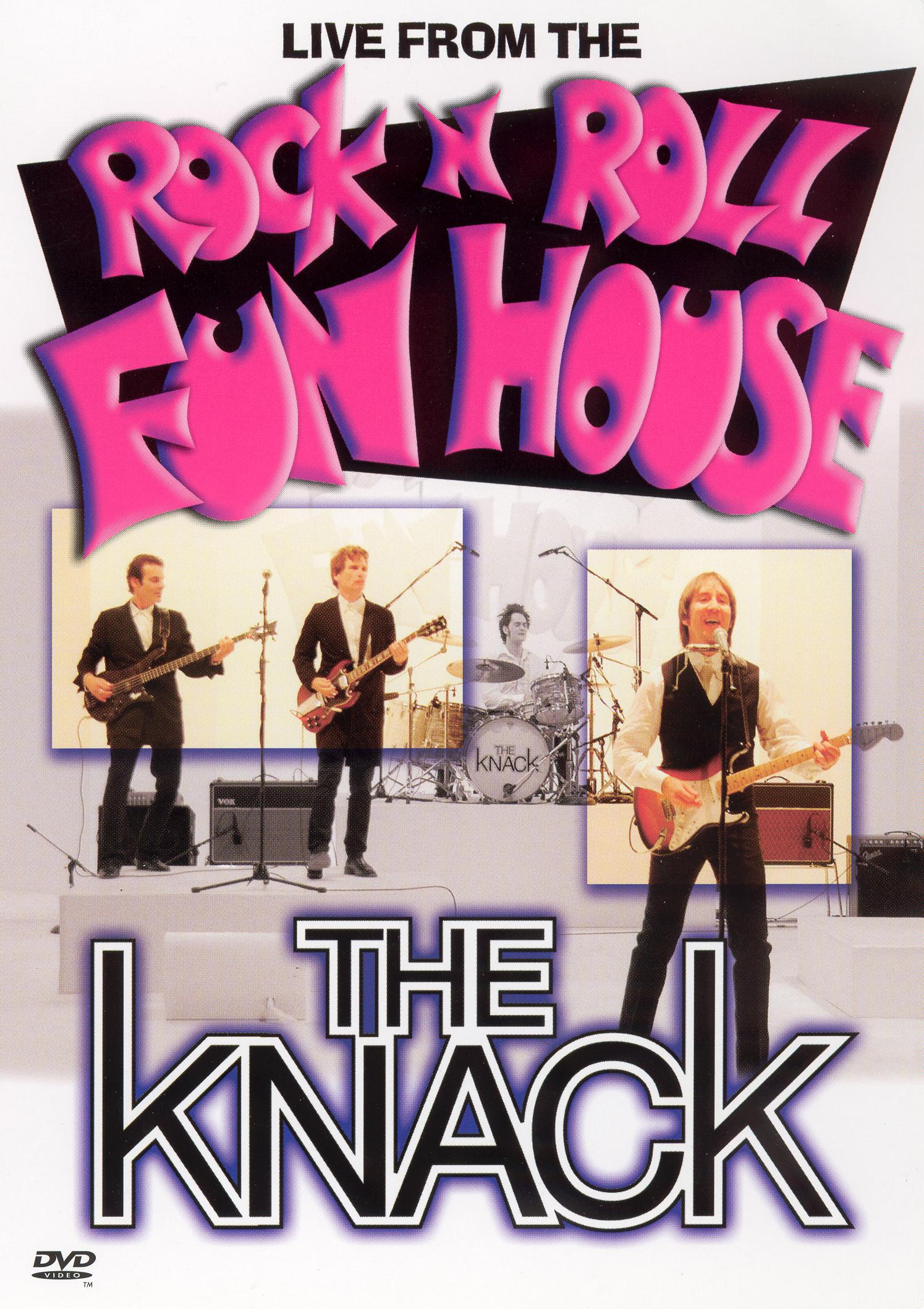 The Knack: Live From the Rock 'N' Roll Funhouse