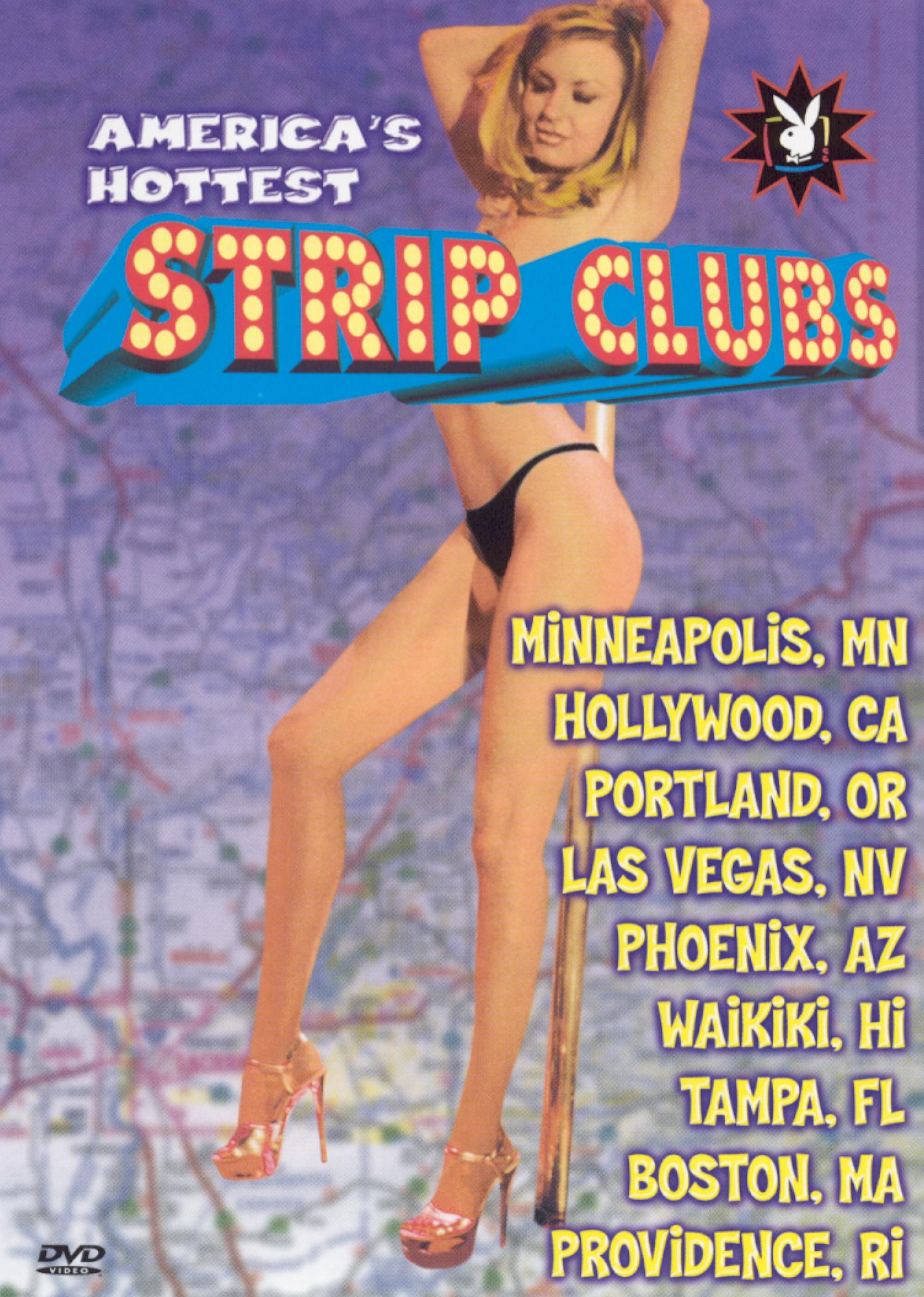 Playboy TV: America's Hottest Strip Clubs