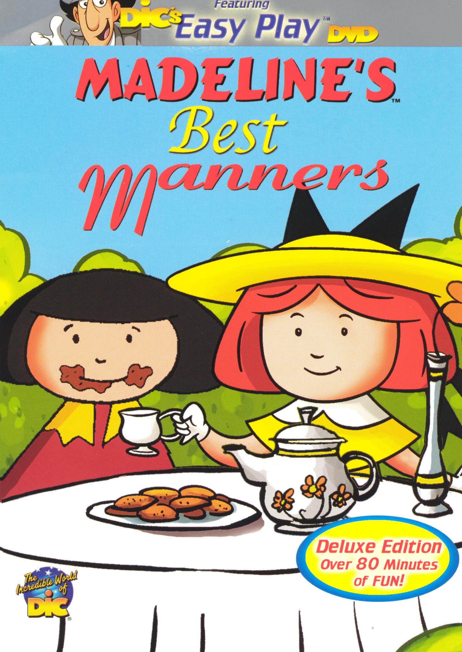 Madeline's Best Manners
