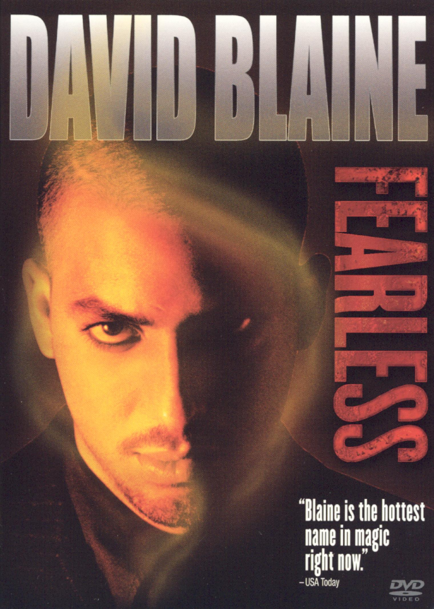 David Blaine: Fearless