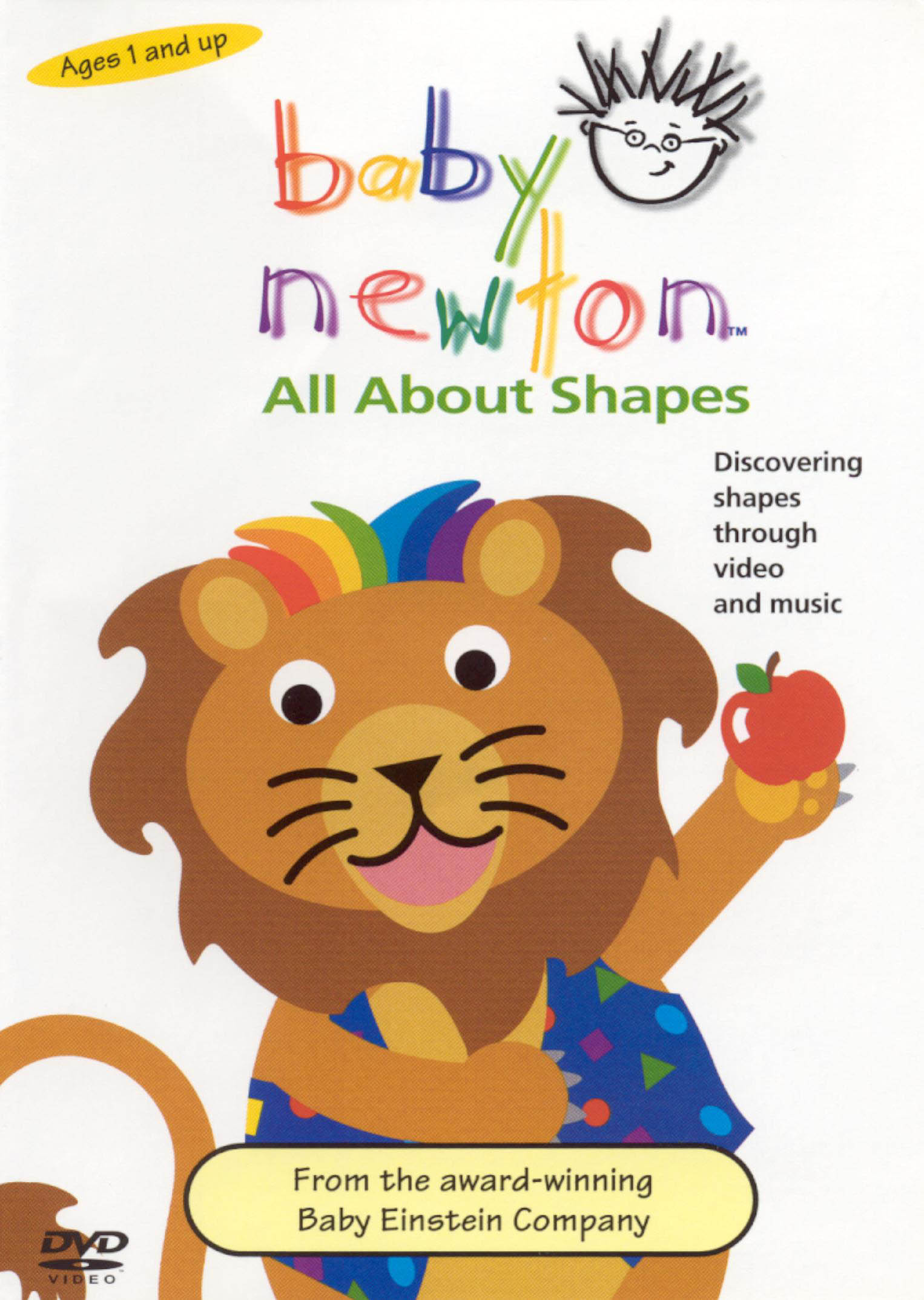 Baby Newton: All About Shapes