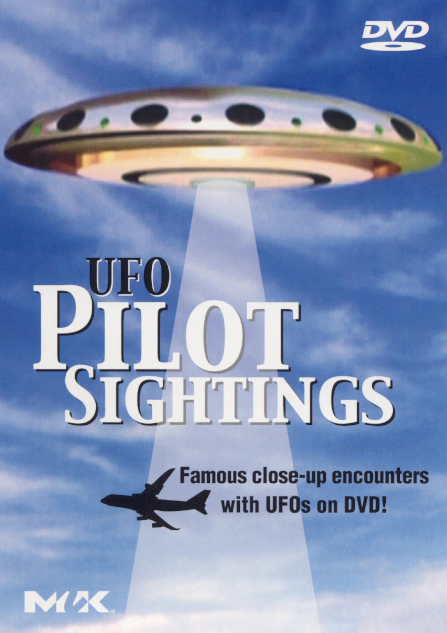 UFO Pilot Sightings