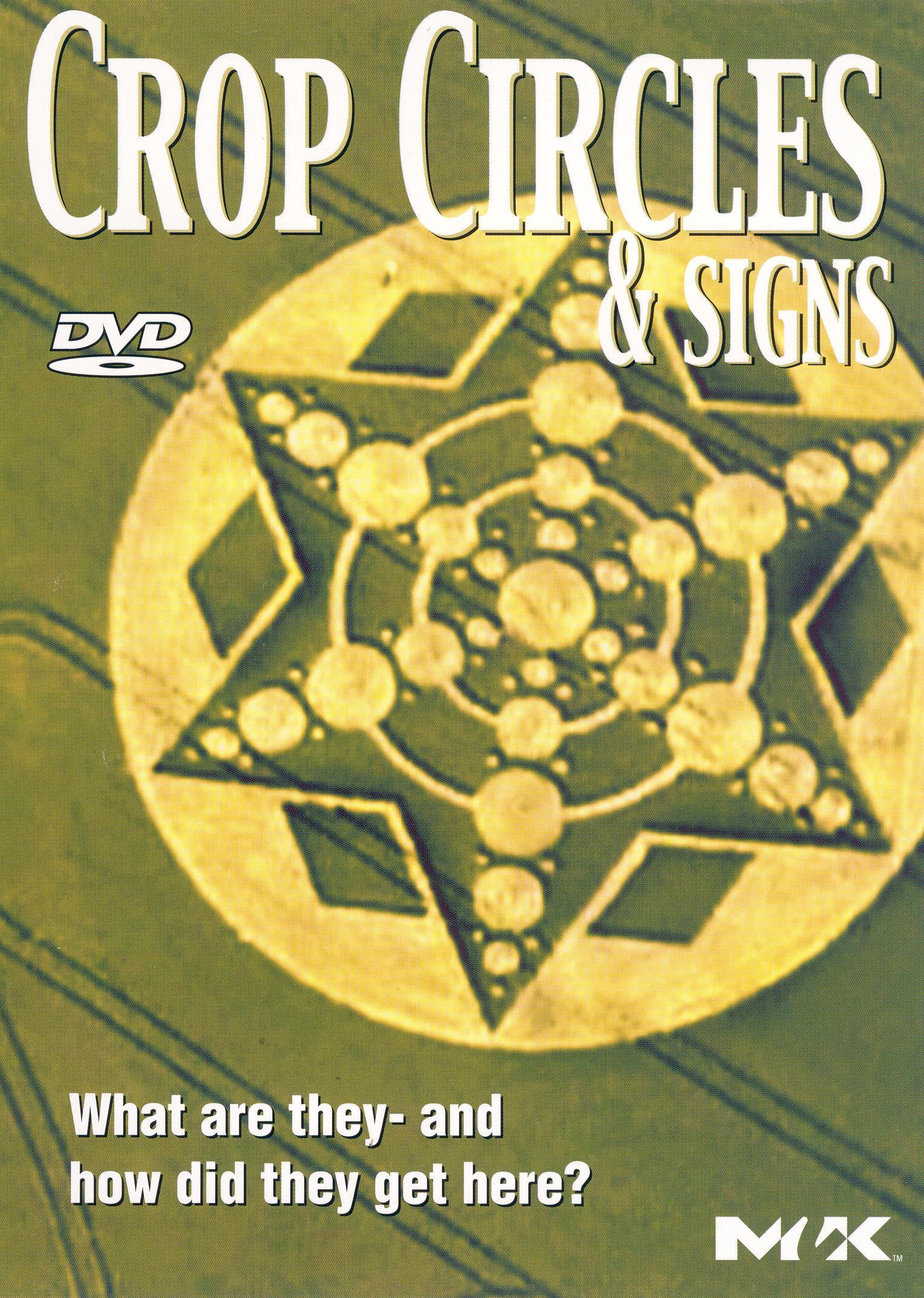 Crop Circles and Signs