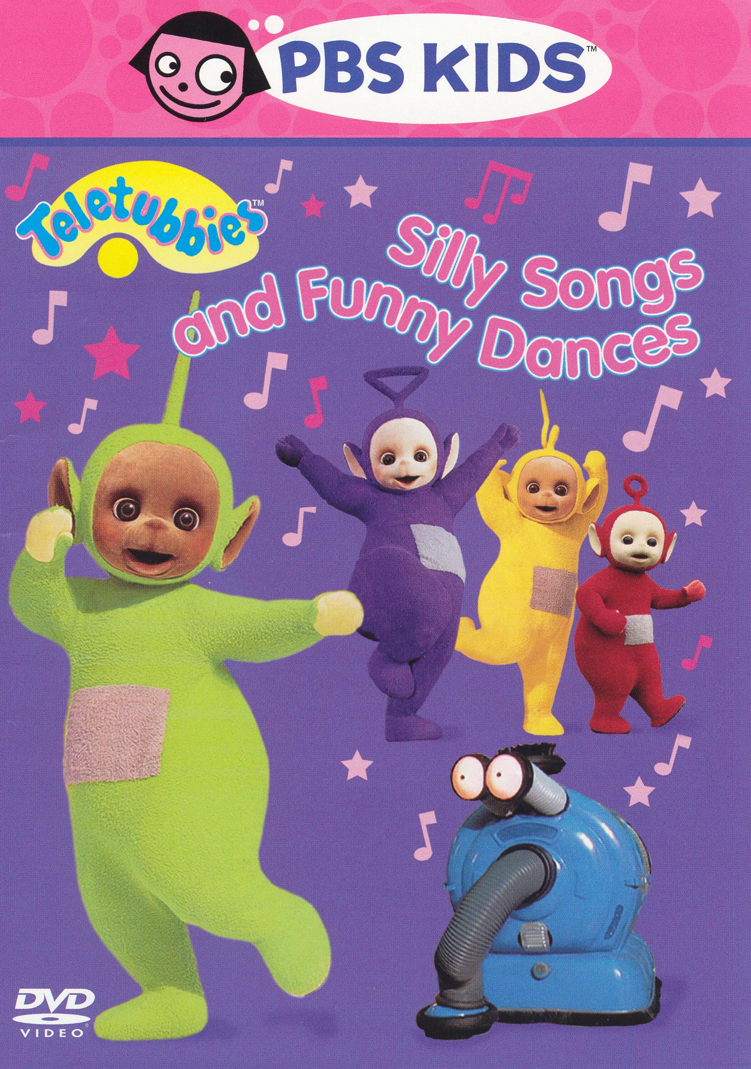 Teletubbies: Silly Songs and Funny Dances