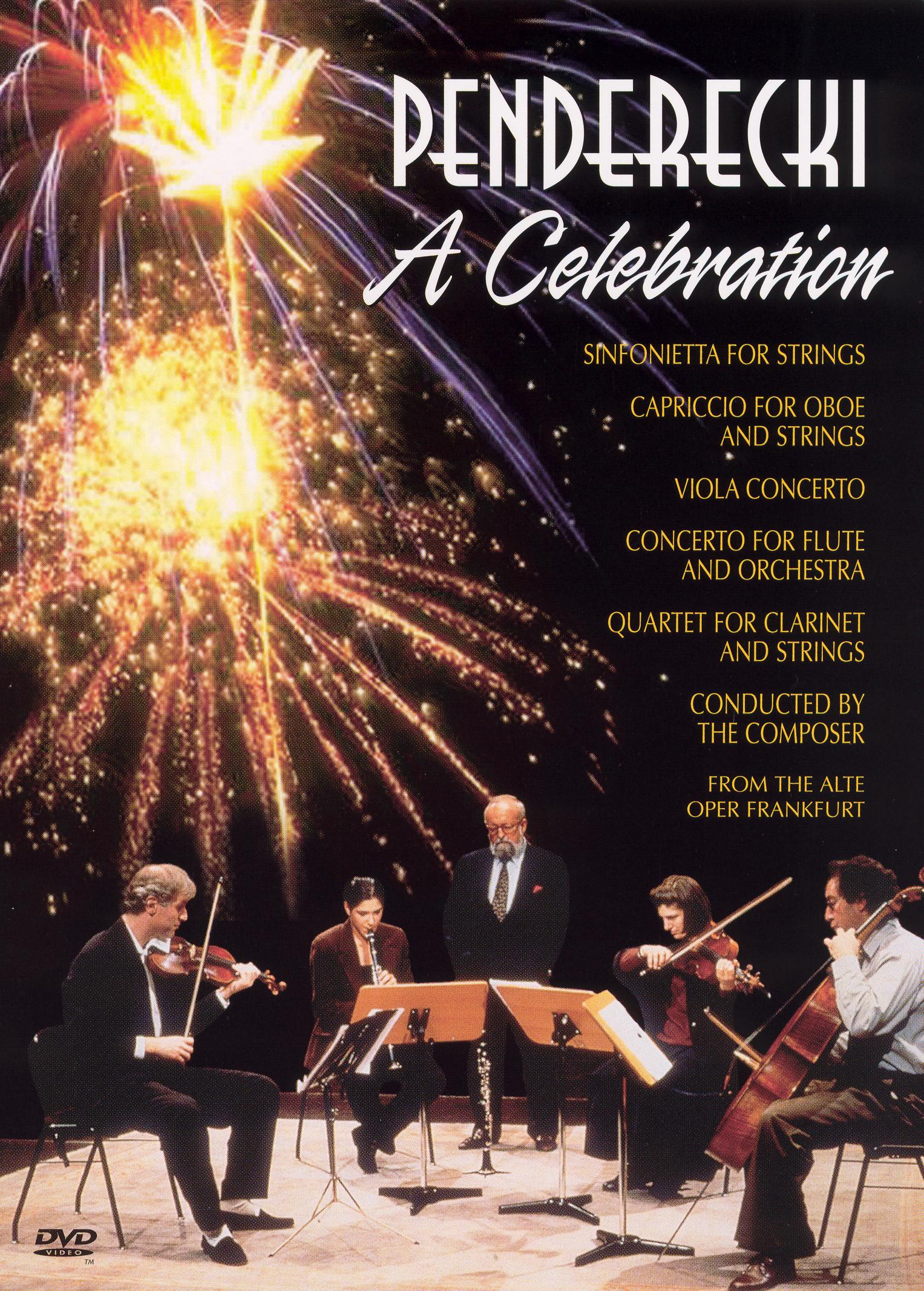 Penderecki: A Celebration