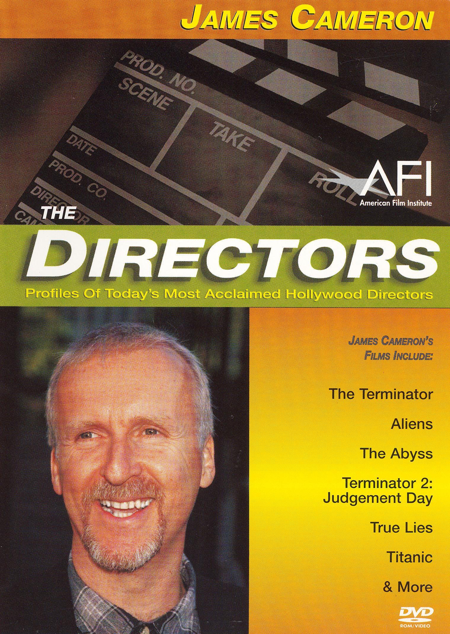 The Directors: James Cameron
