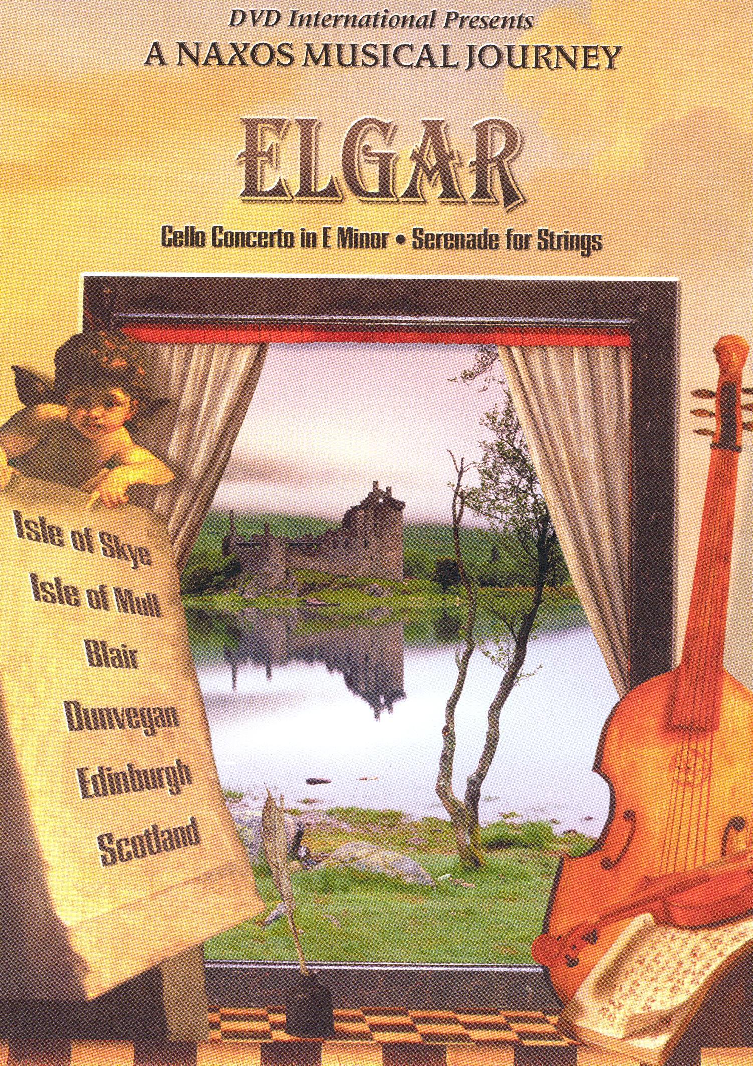 A Naxos Musical Journey: Elgar - Concerto in E Minor I