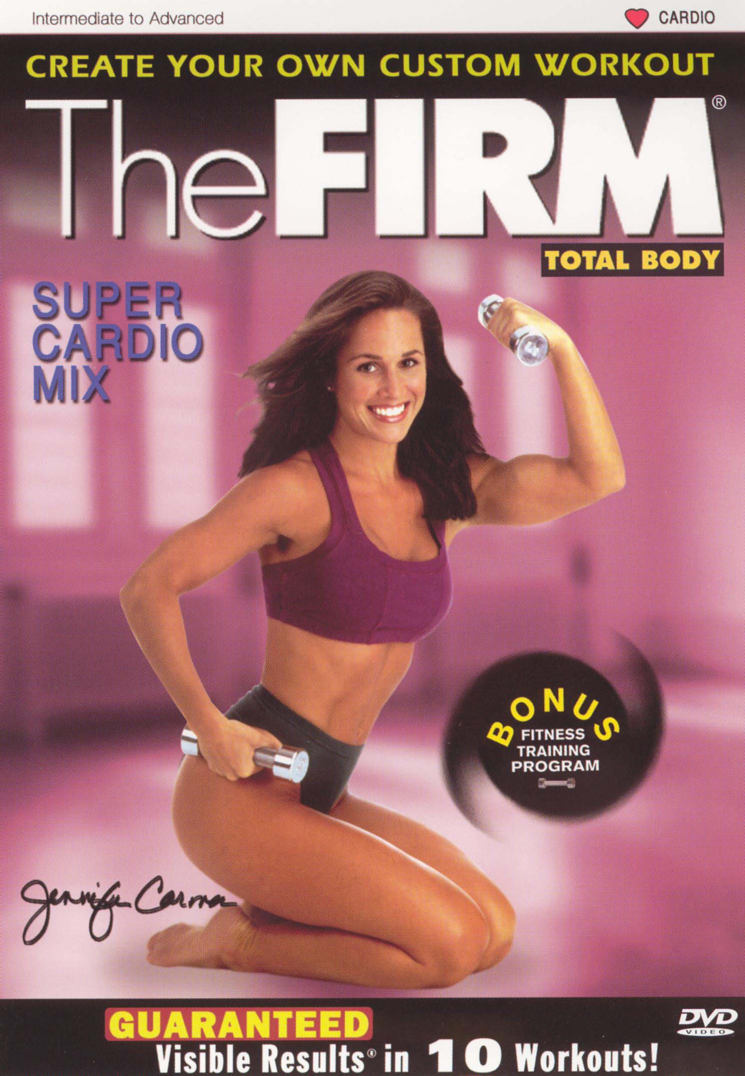 The Firm: Total Body - Super Cardio Mix