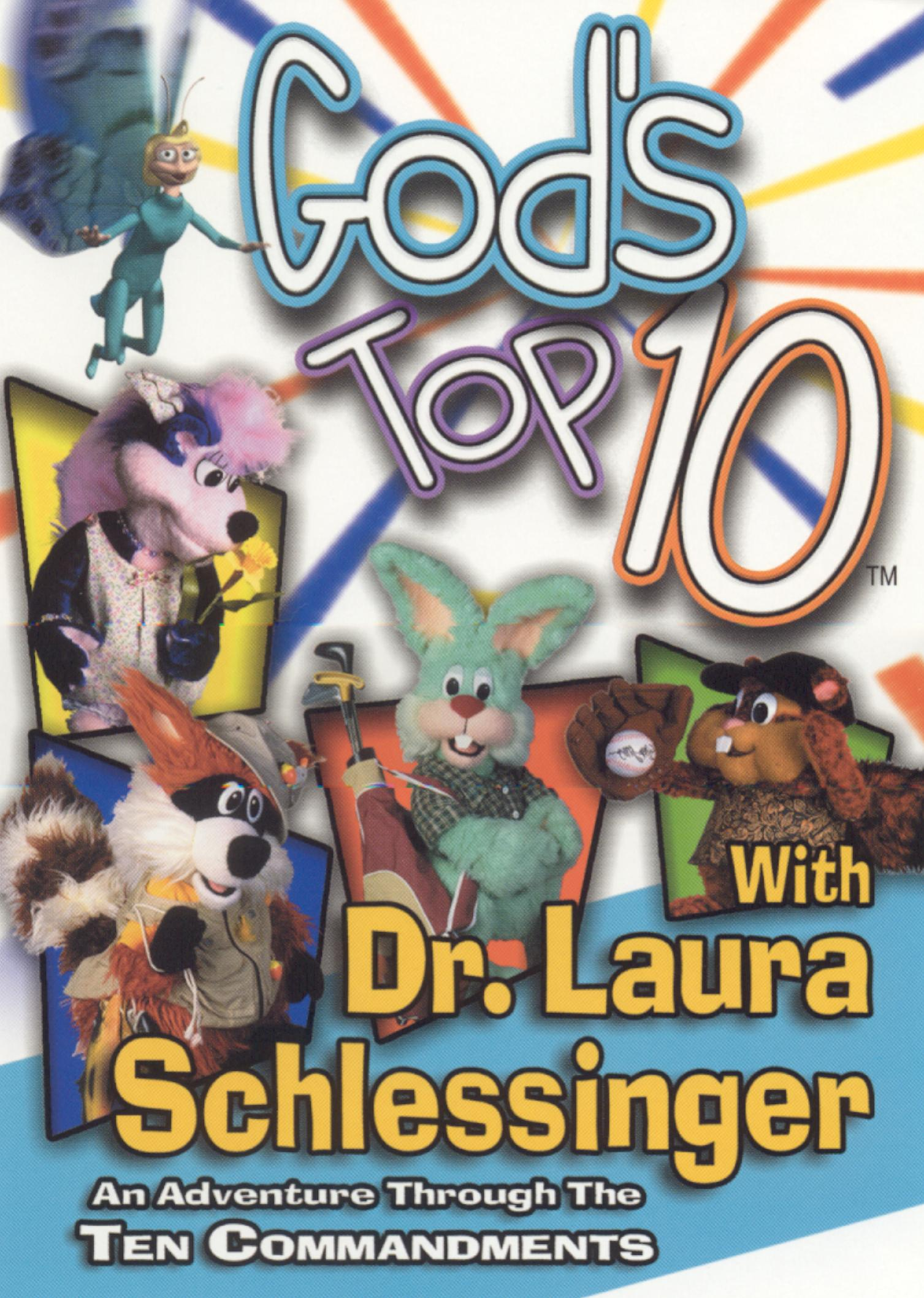God's Top 10 with Dr. Laura Schlessinger: An Adventure through the Ten Commandments