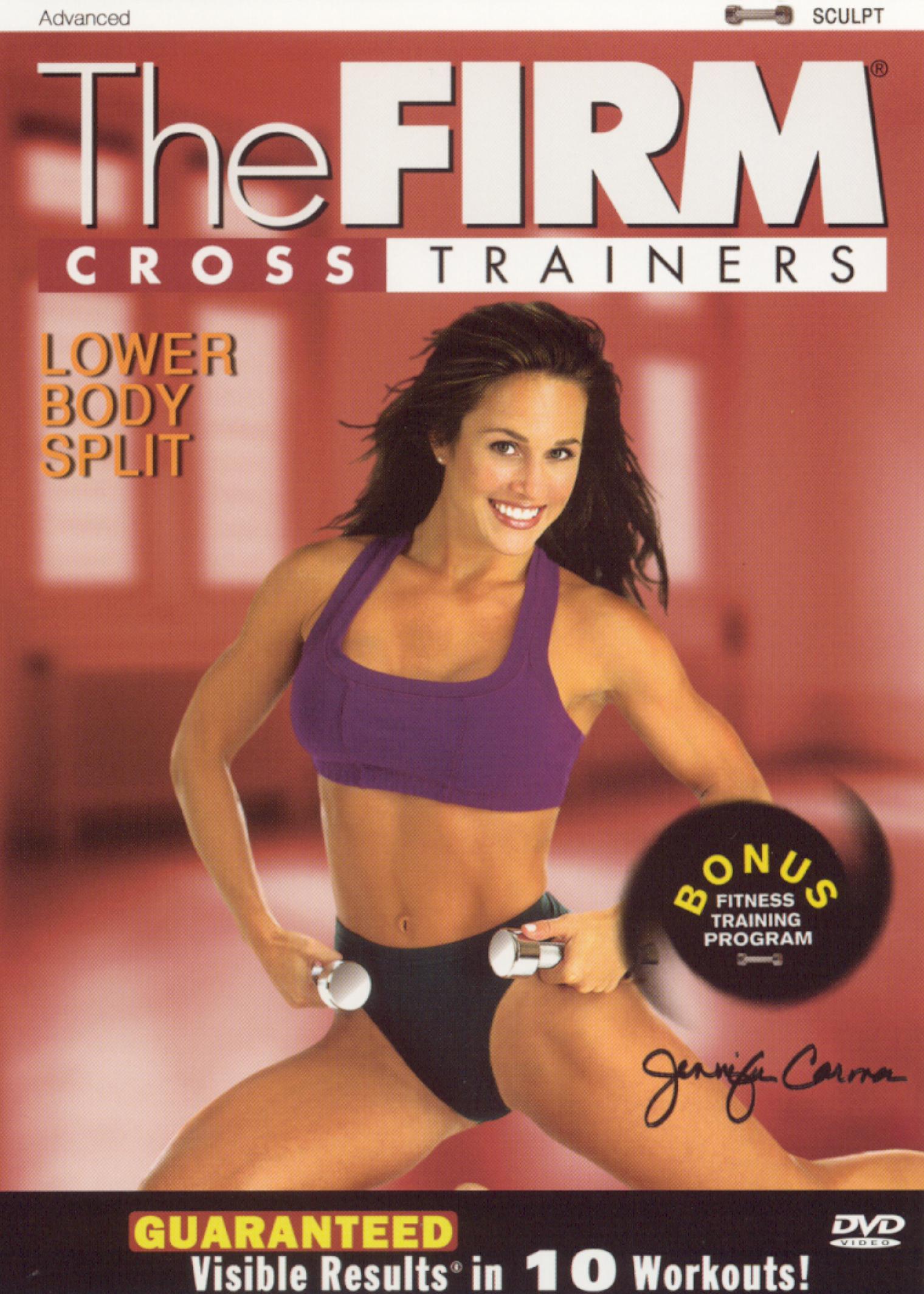 The Firm: Cross Trainers - Lower Body Split