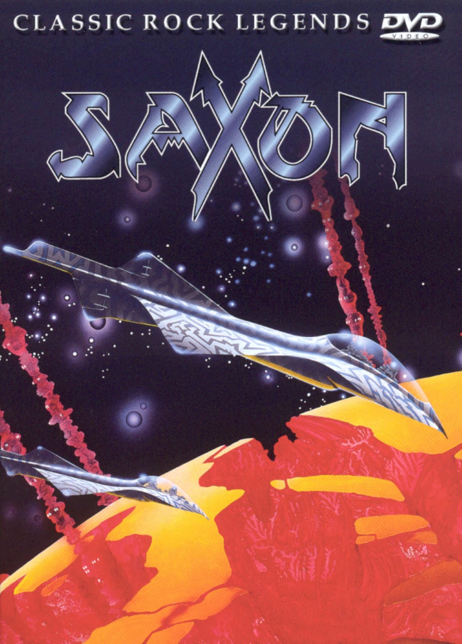 Classic Rock Legends: Saxon