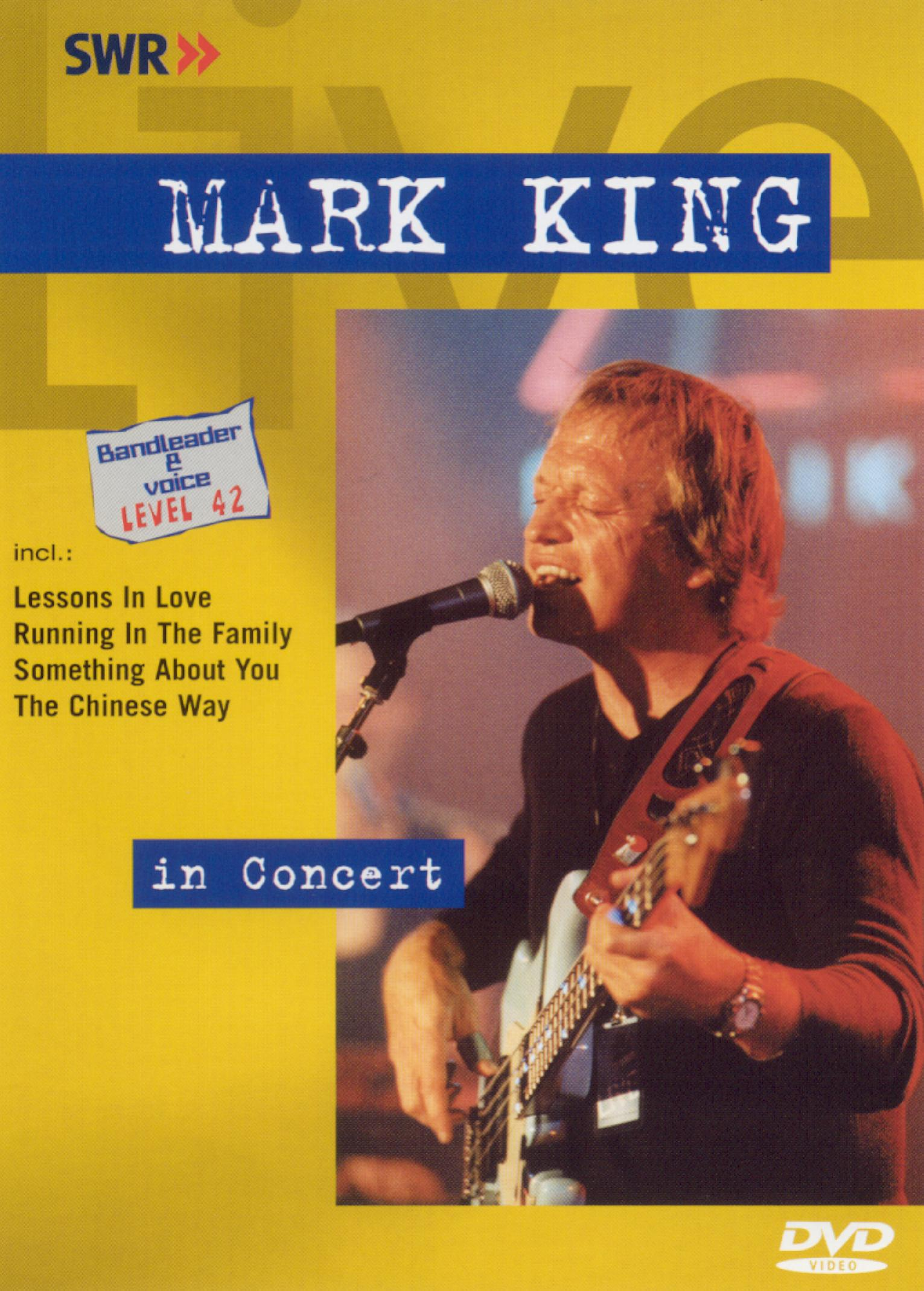 Ohne Filter - Musik Pur: Mark King in Concert