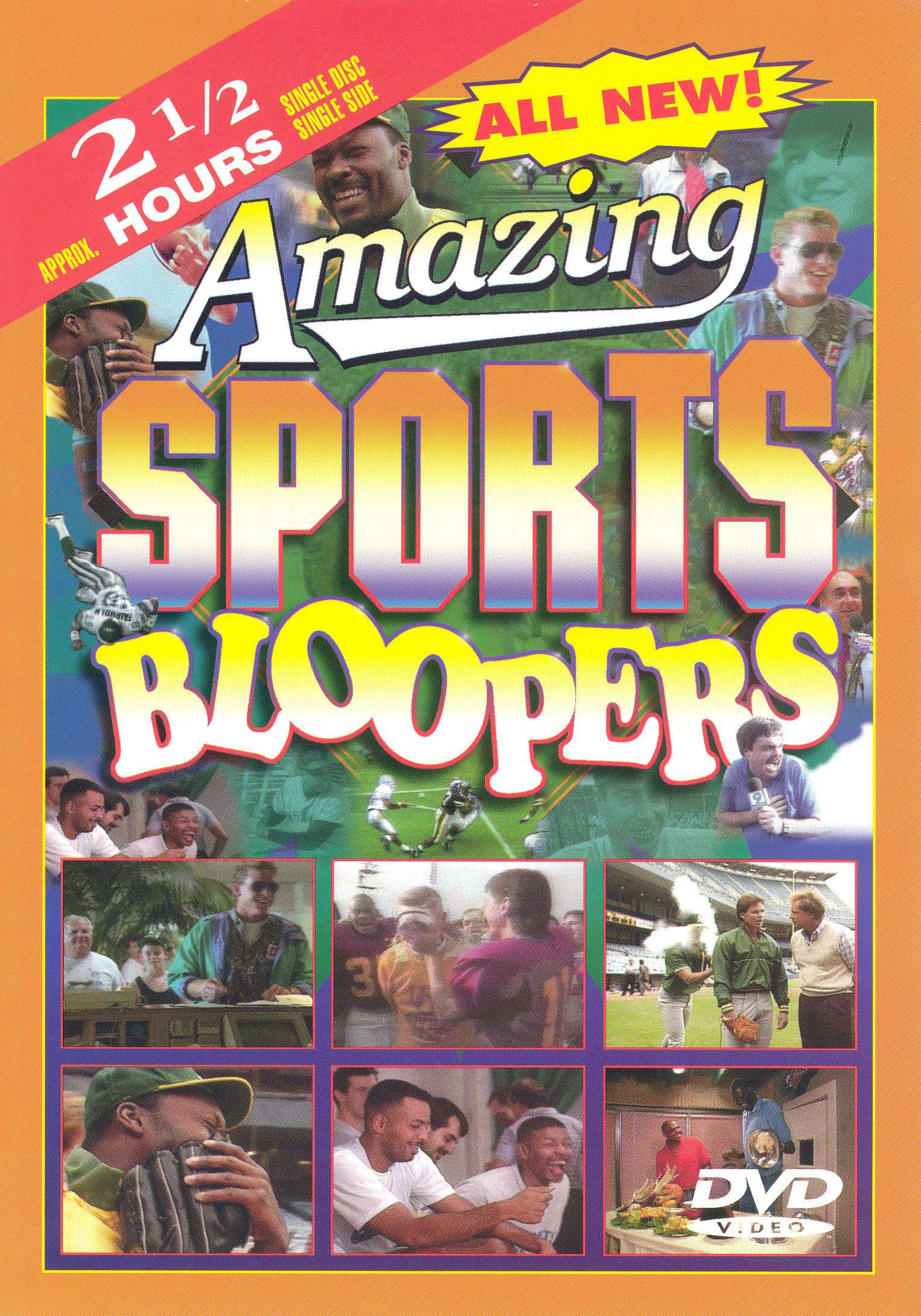 Amazing Sports Bloopers