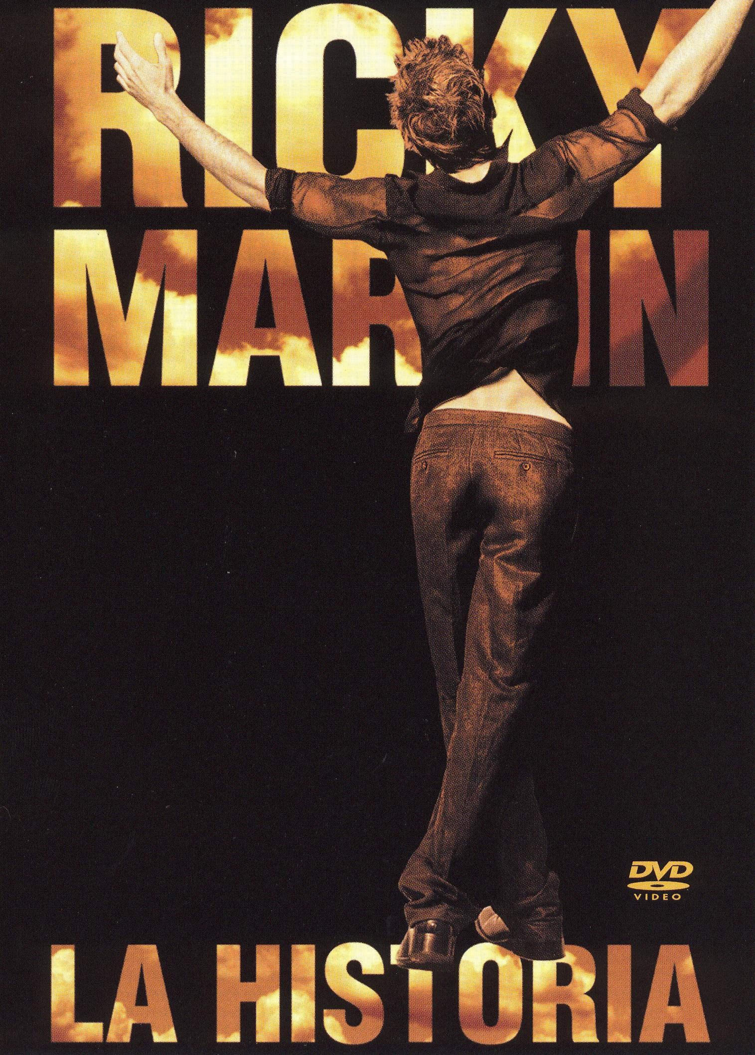 Ricky Martin: La Historia
