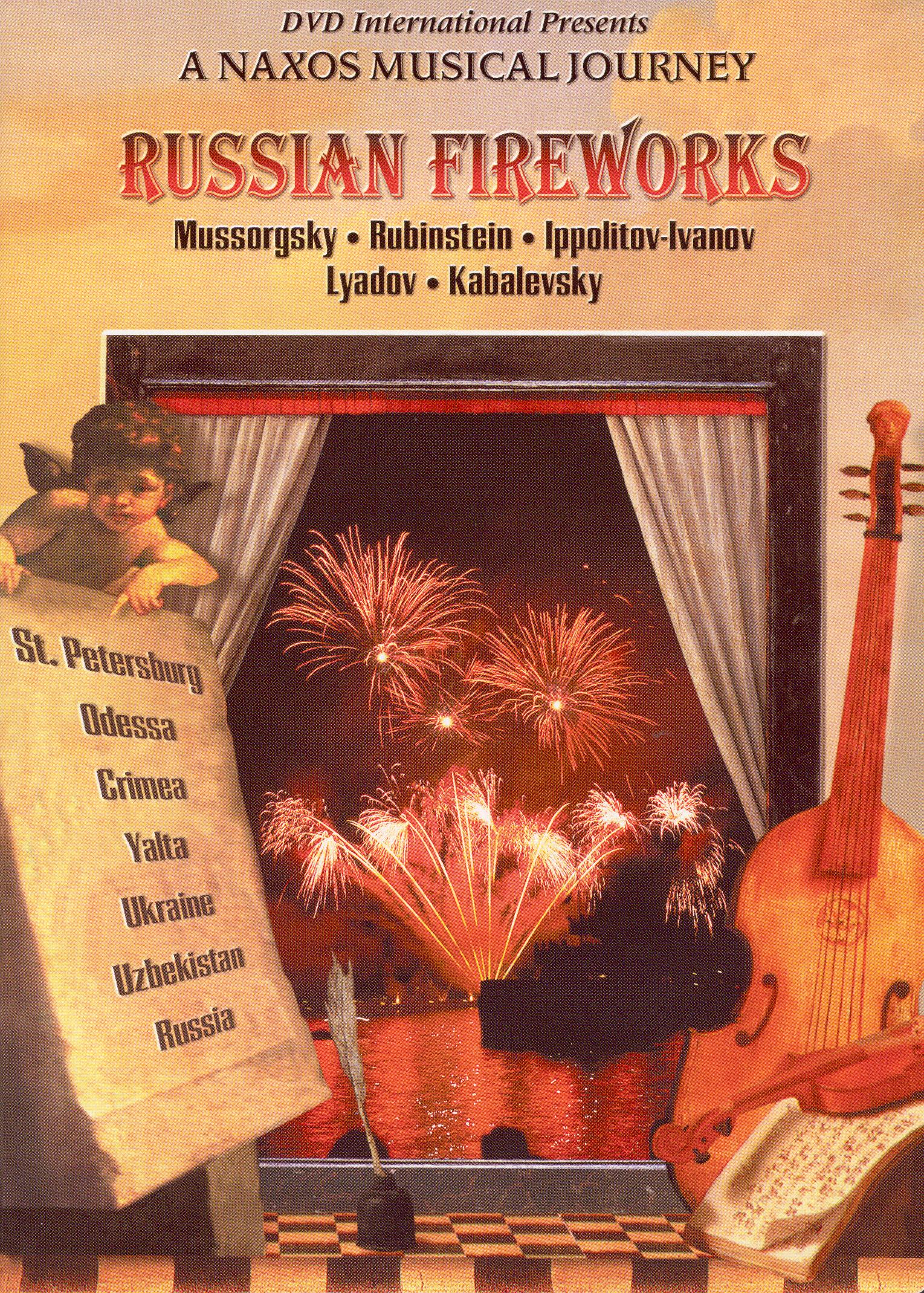 A Naxos Musical Journey: Russian Fireworks