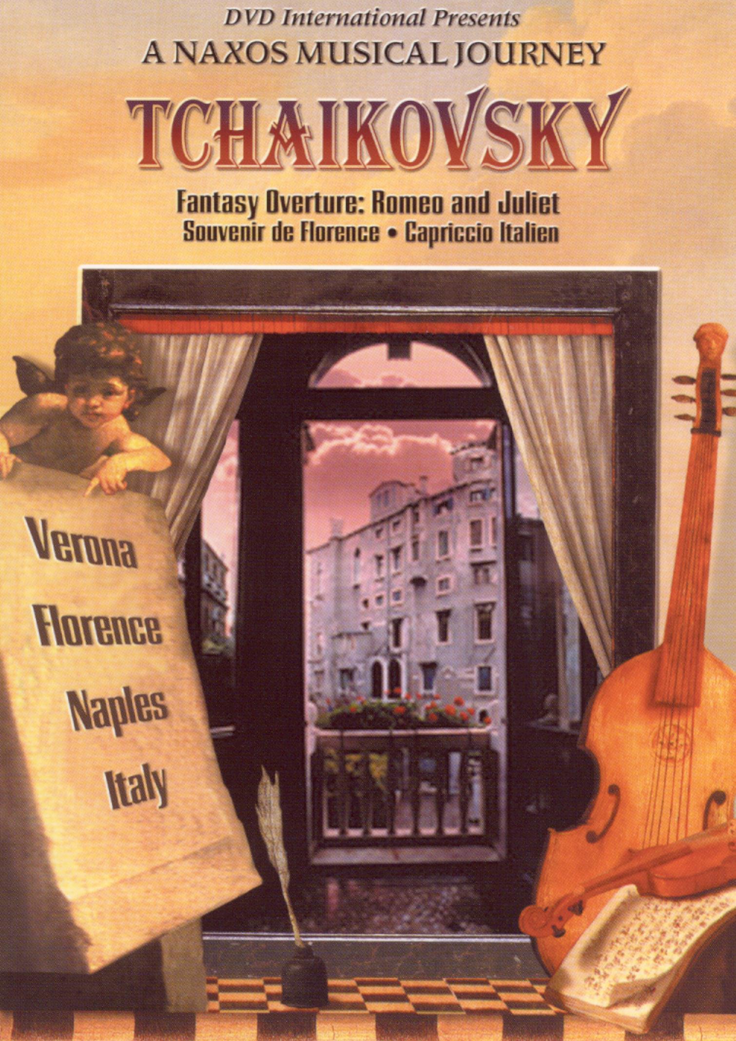 A Naxos Musical Journey: Tchaikovsky -