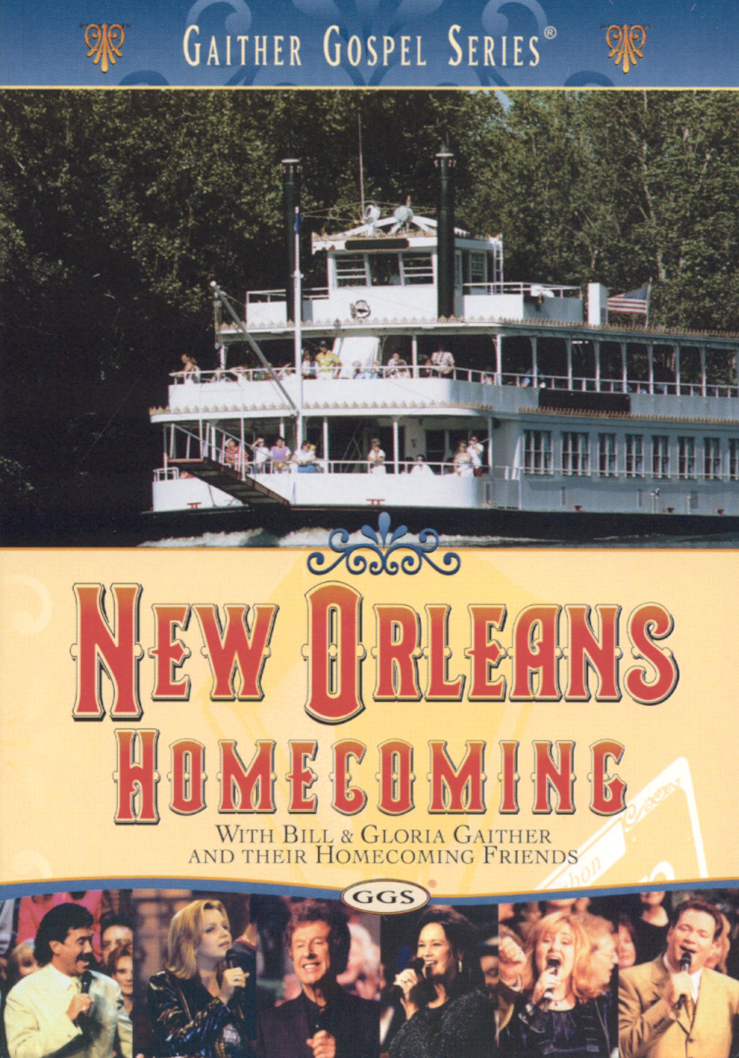 New Orleans Homecoming (With Bill & Gloria Gaither and Their Homecoming Friends)
