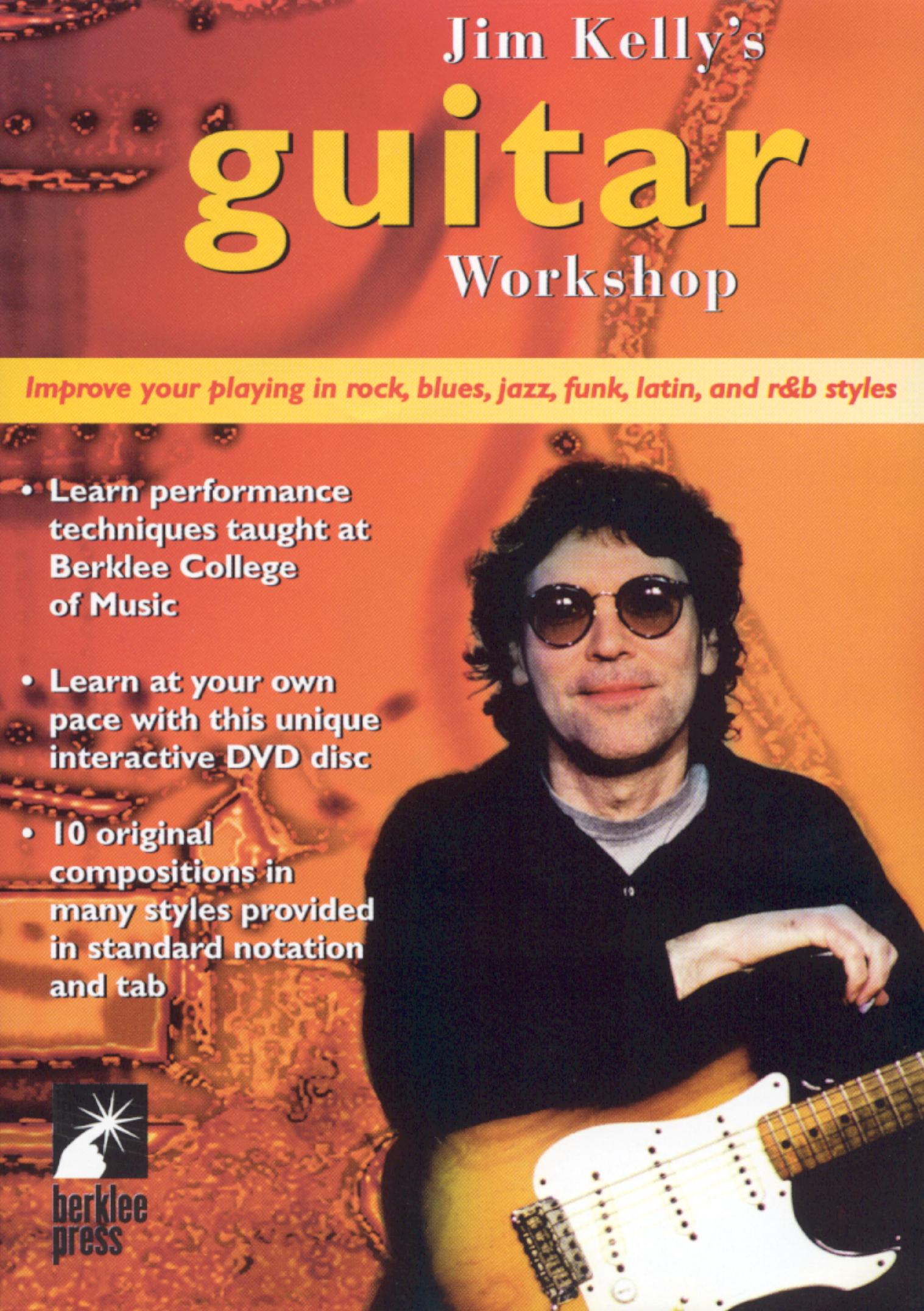 Jim Kelly's Guitar Workshop