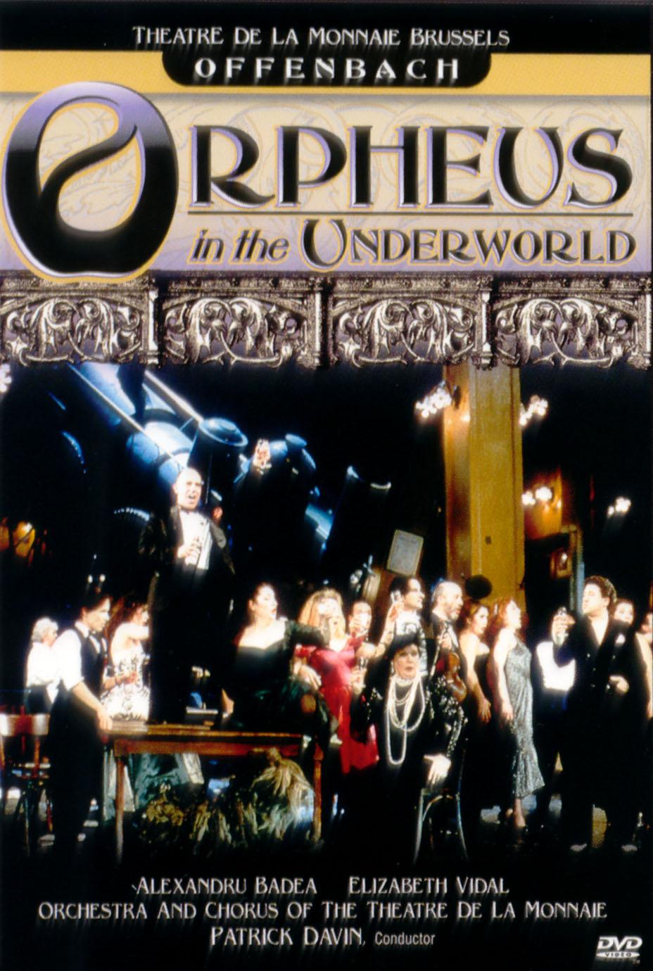 Orpheus in the Underworld (Théâtre de la Monnaie)