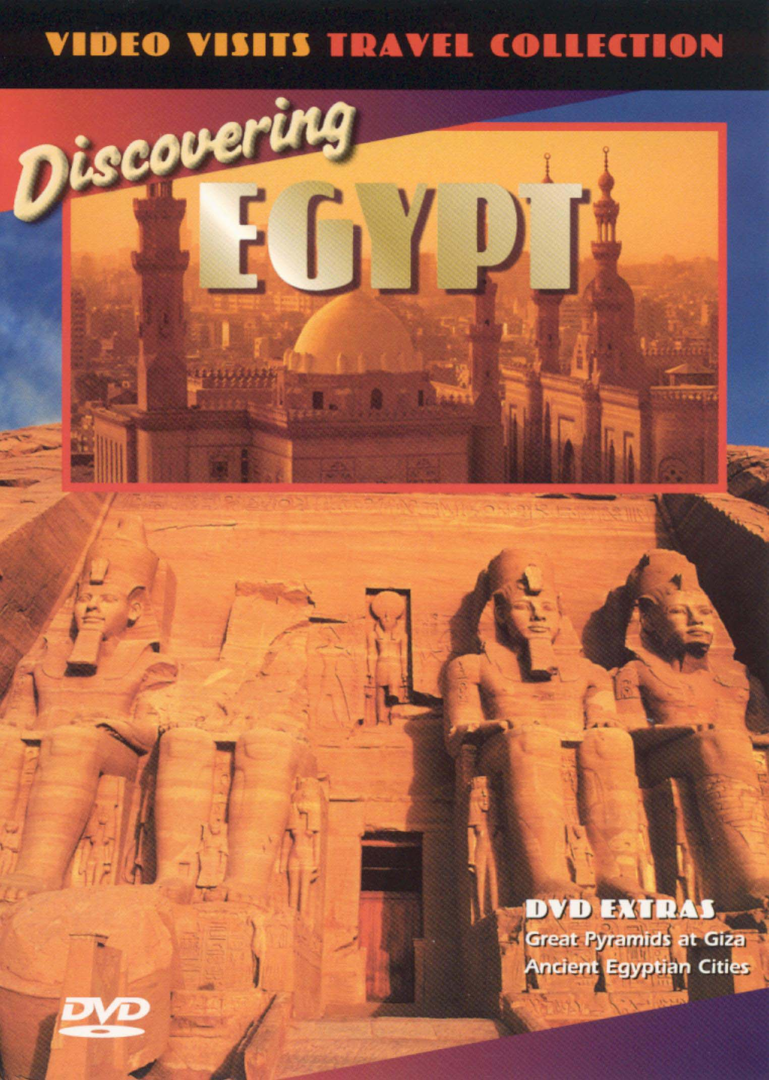 Video Visits Travel Collection: Discovering Egypt