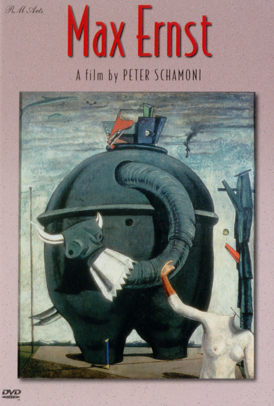 Max Ernst: Journey into the Subconcious