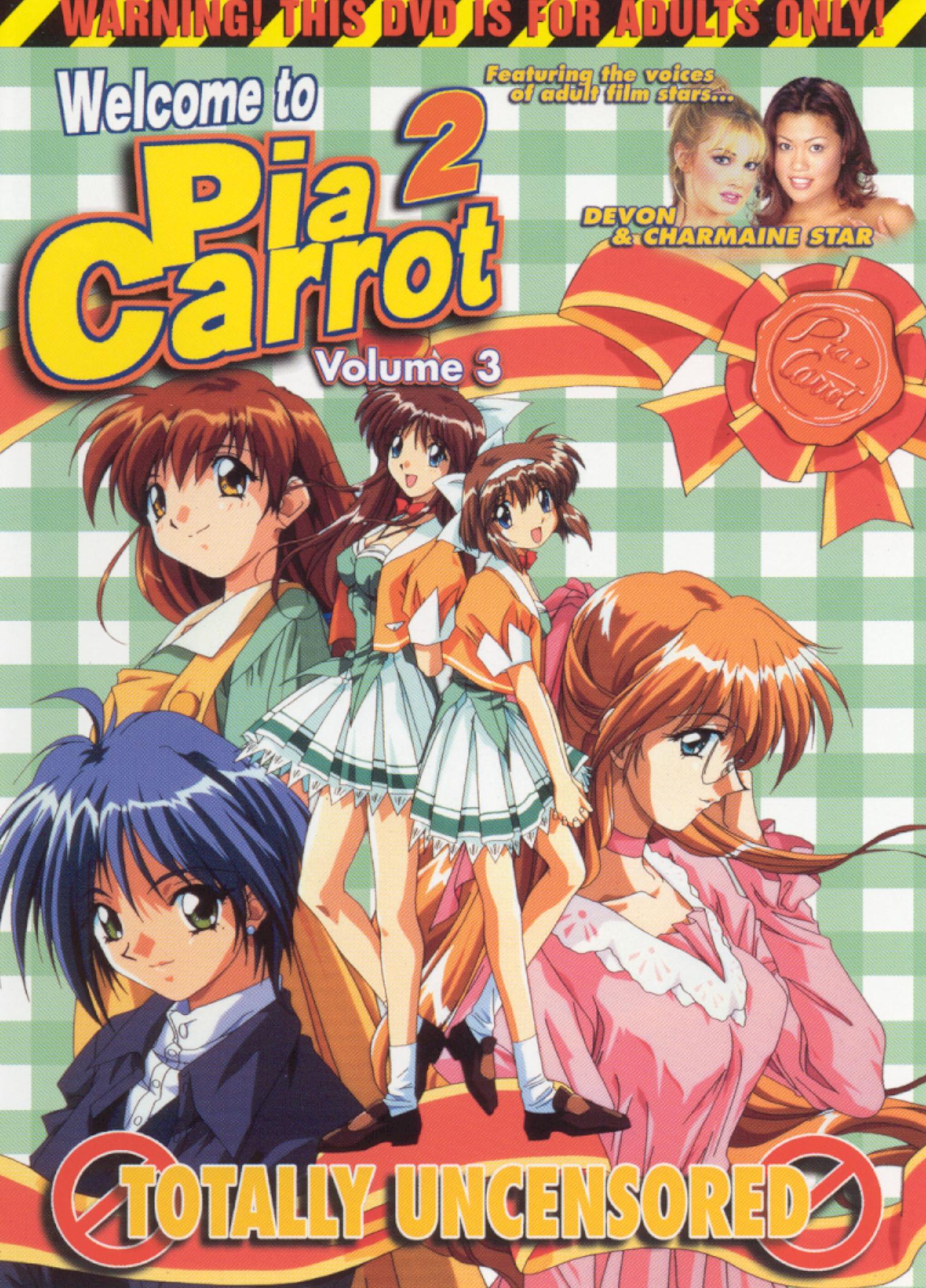 Welcome to Pia Carrot II, Vol. 3
