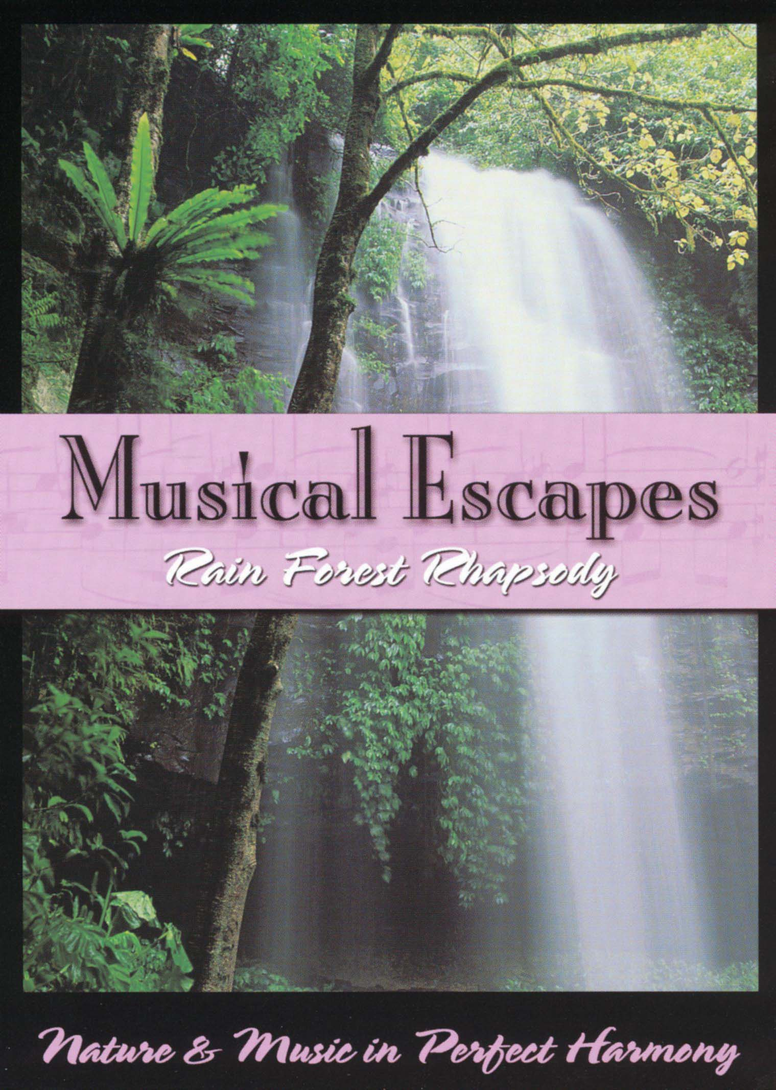 Musical Escapes, Vol. 1: Rain Forest Rhapsody