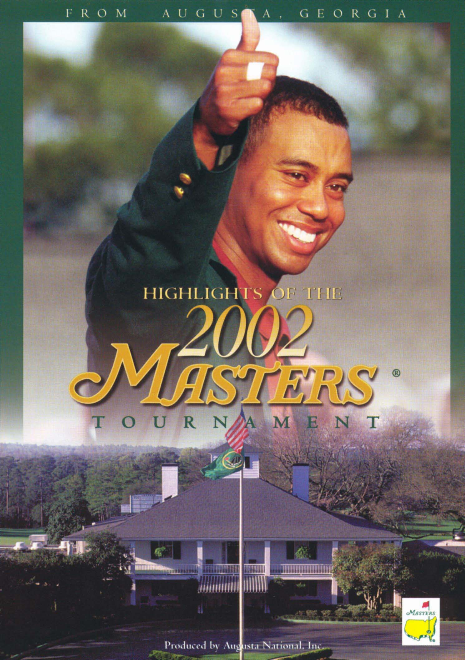 PGA: Highlights of the 2002 Masters Tournament