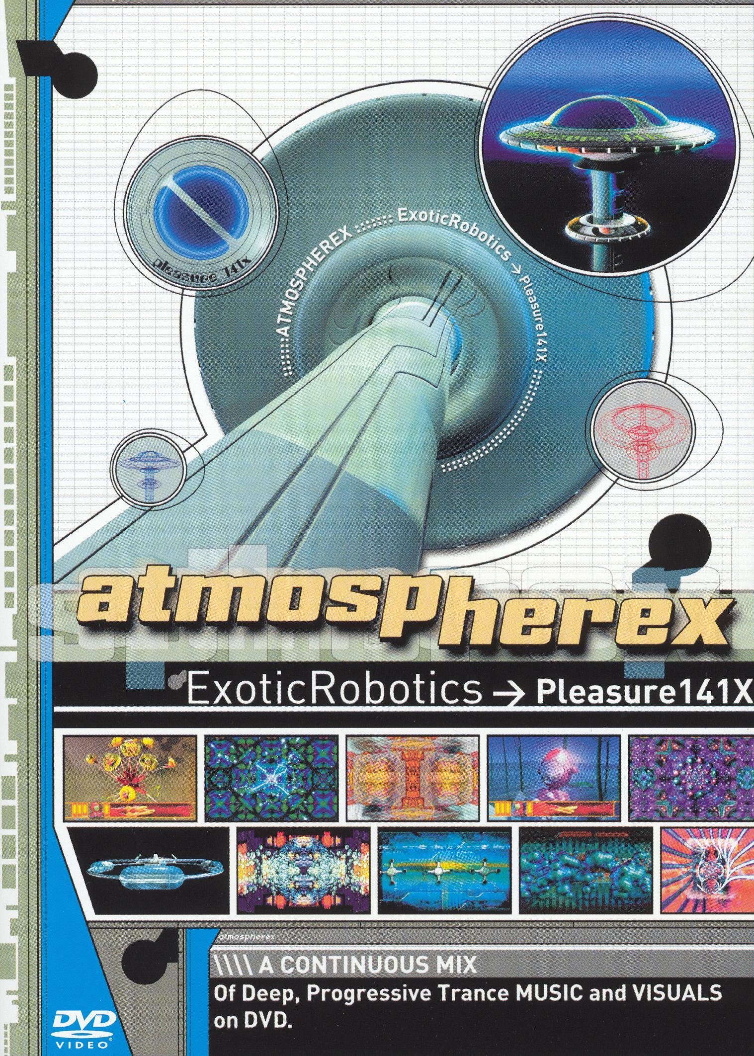 Atmospherex: Exotic Robotics - Pleasure 141X