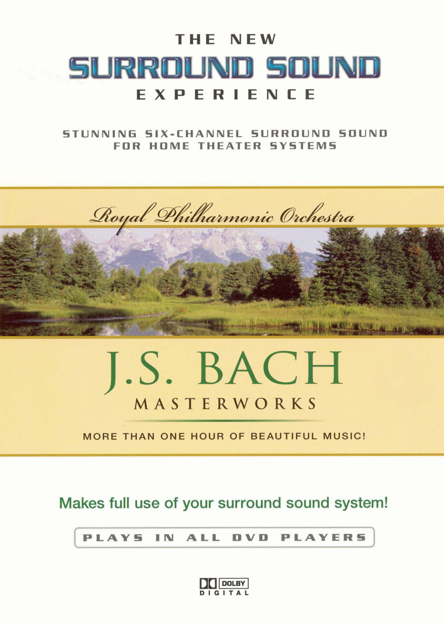 Masterworks: Bach