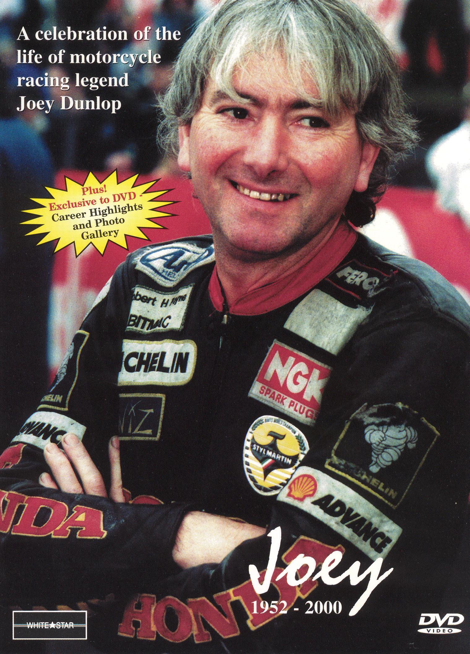 Joey Dunlop: 1952-2000