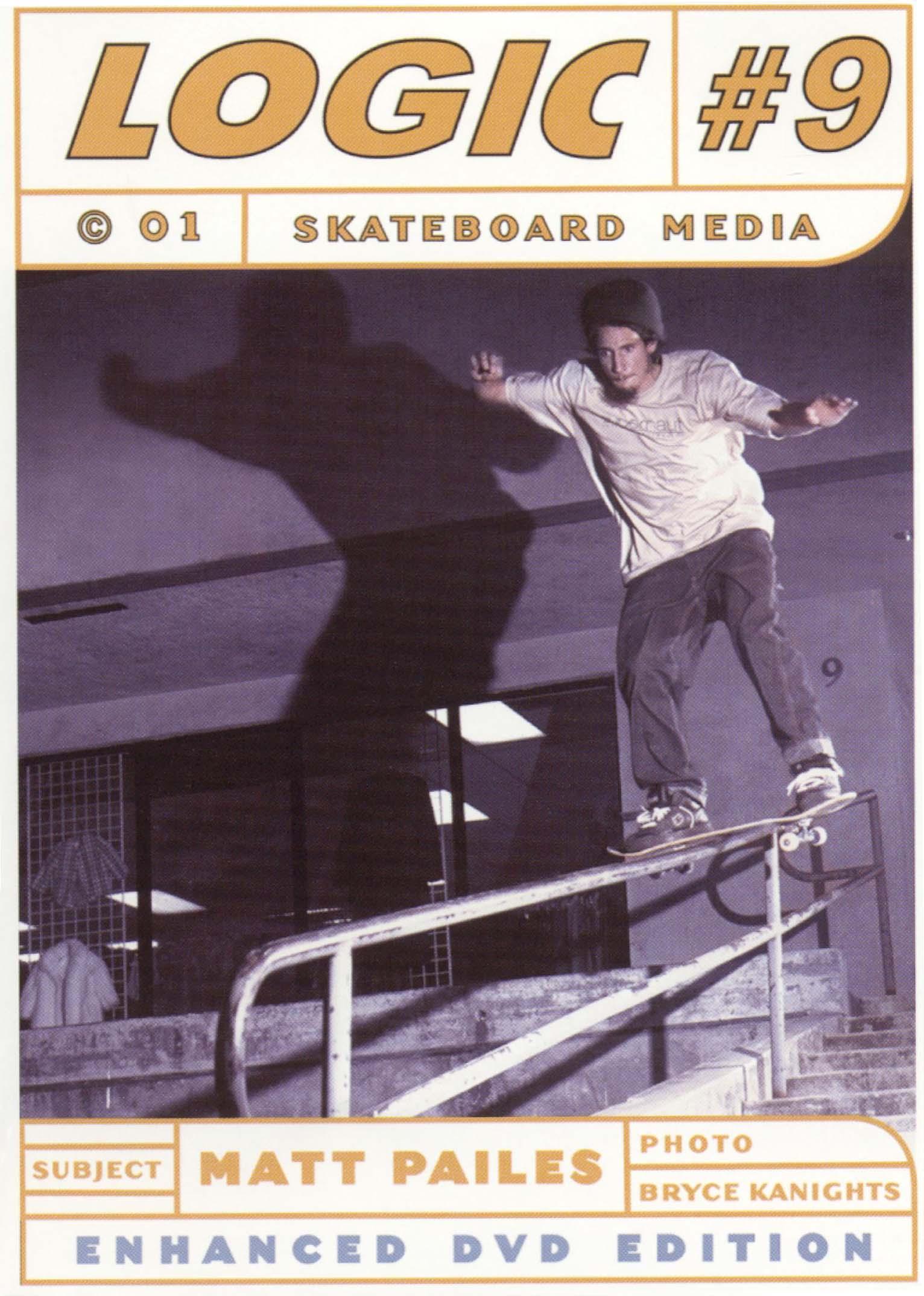 Logic Skateboard Media #9